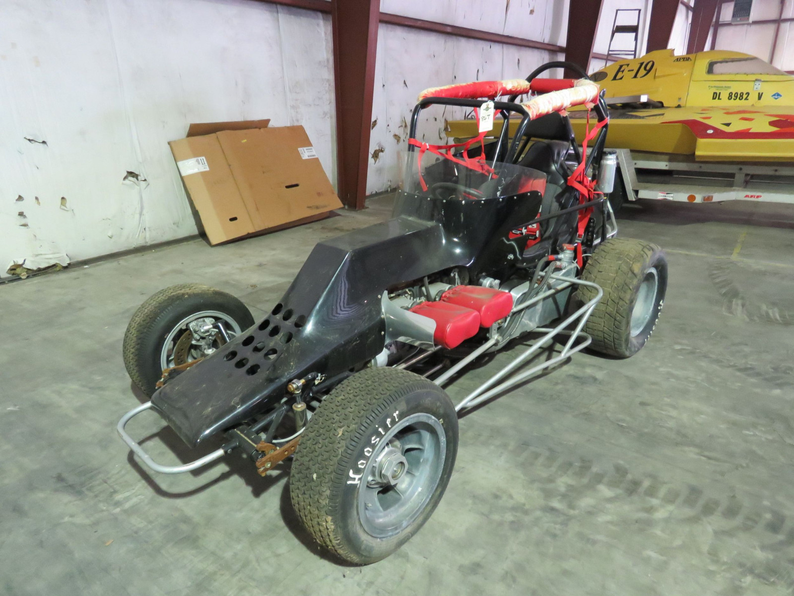 1970 Edmunds Sesco Midget Race Cart - Image 1
