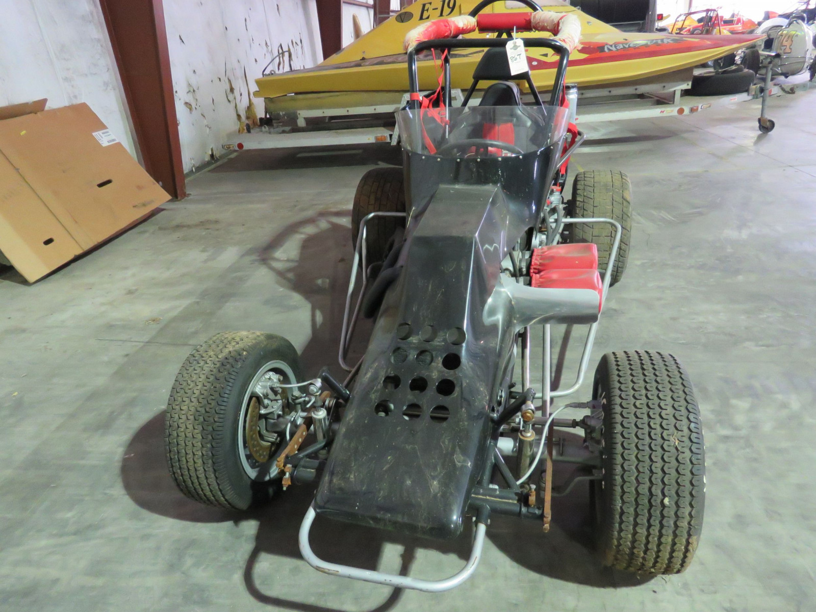 1970 Edmunds Sesco Midget Race Cart - Image 2