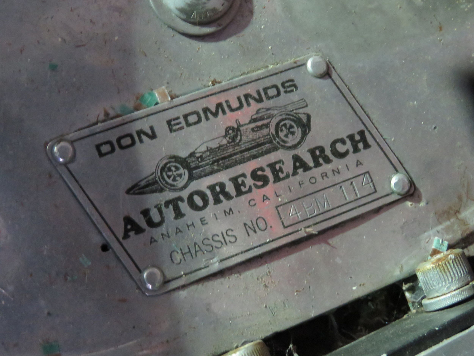 1970 Edmunds Sesco Midget Race Cart - Image 7