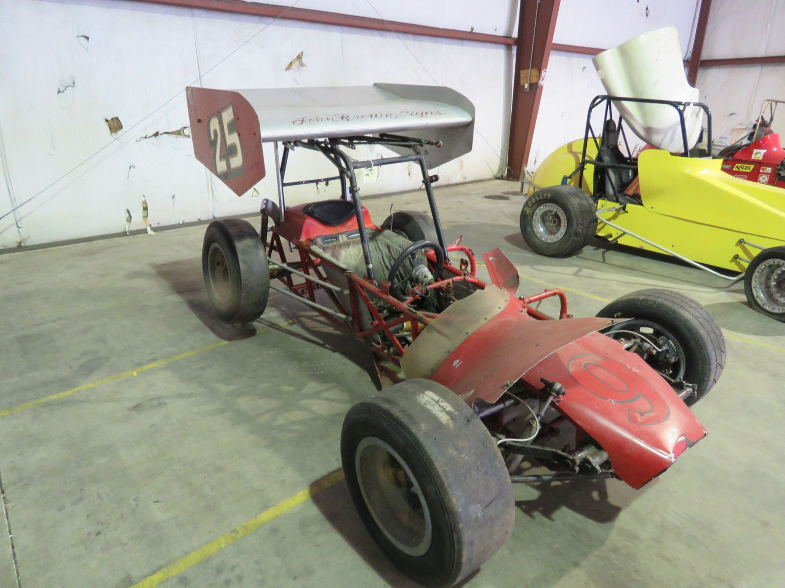 Vintage Edmunds Type Roadster Midget Race Car - Image 3