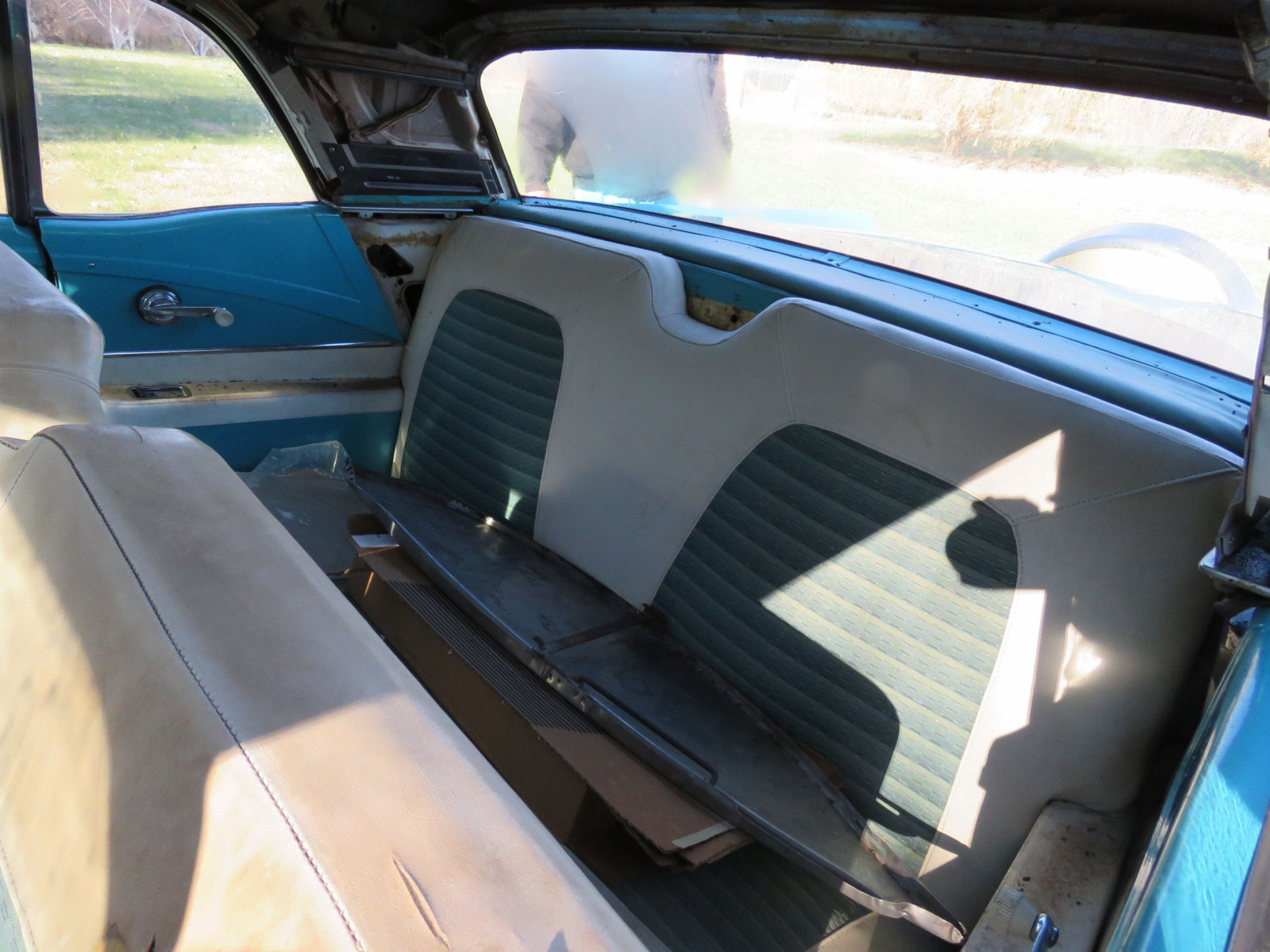 1958 Ford Fairlane 500 Starliner Retractable Hard Top - Image 12