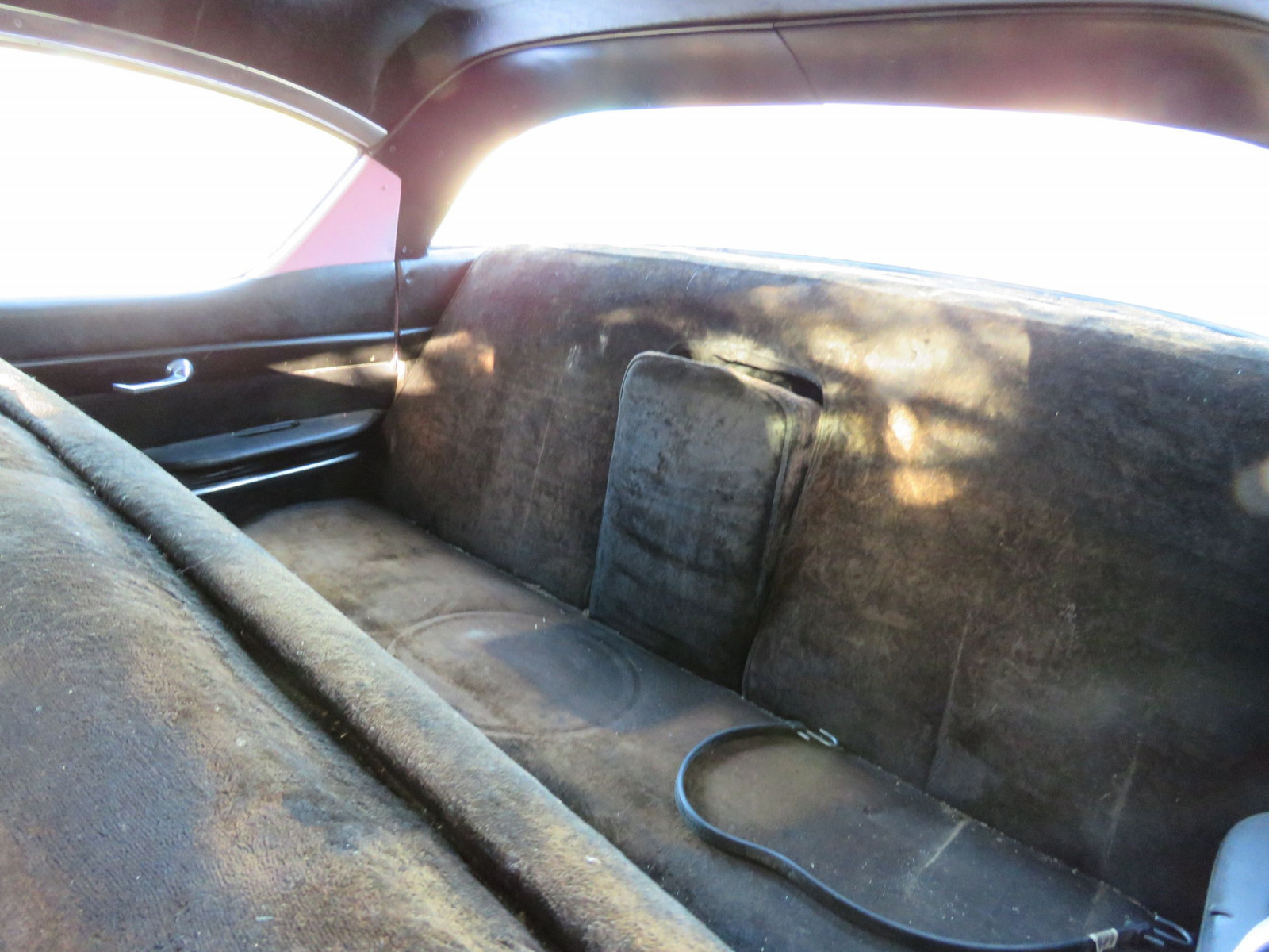 1957 Series 62 Cadillac 4dr Hard Top - Image 9
