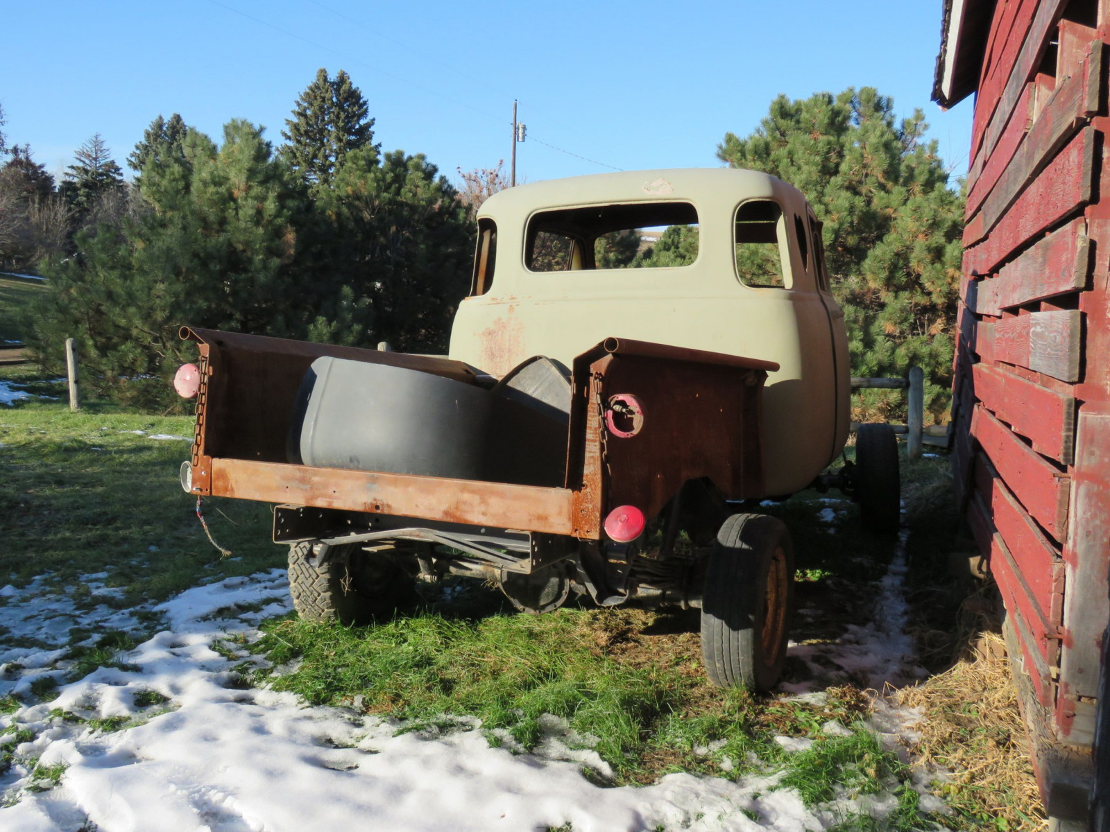 1949 Chevrolet 5 Window Cab Pickup Project - Image 13