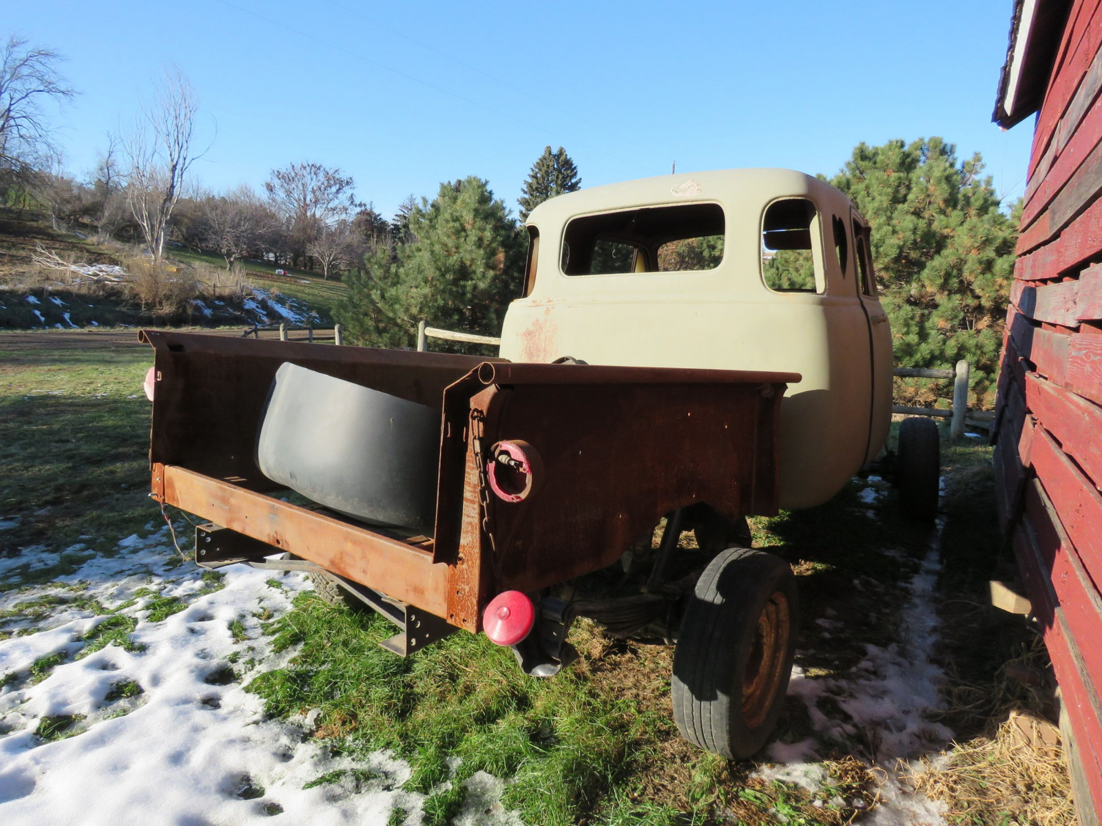 1949 Chevrolet 5 Window Cab Pickup Project - Image 6
