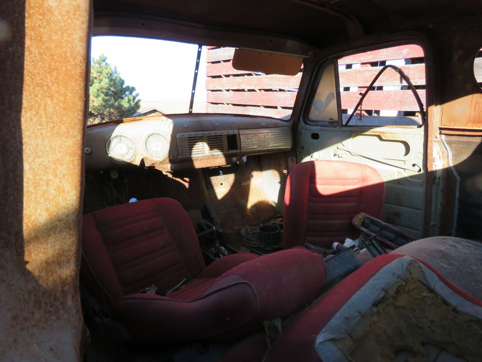 1949 Chevrolet 5 Window Cab Pickup Project - Image 7