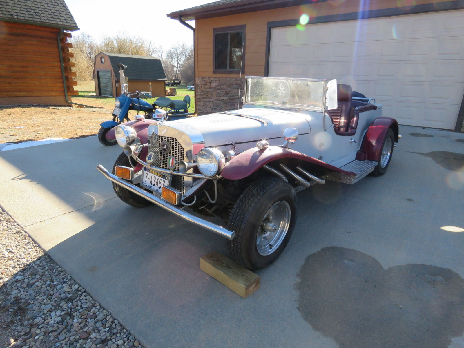 1929 Mercedes Gazelle Kit Car - Image 3