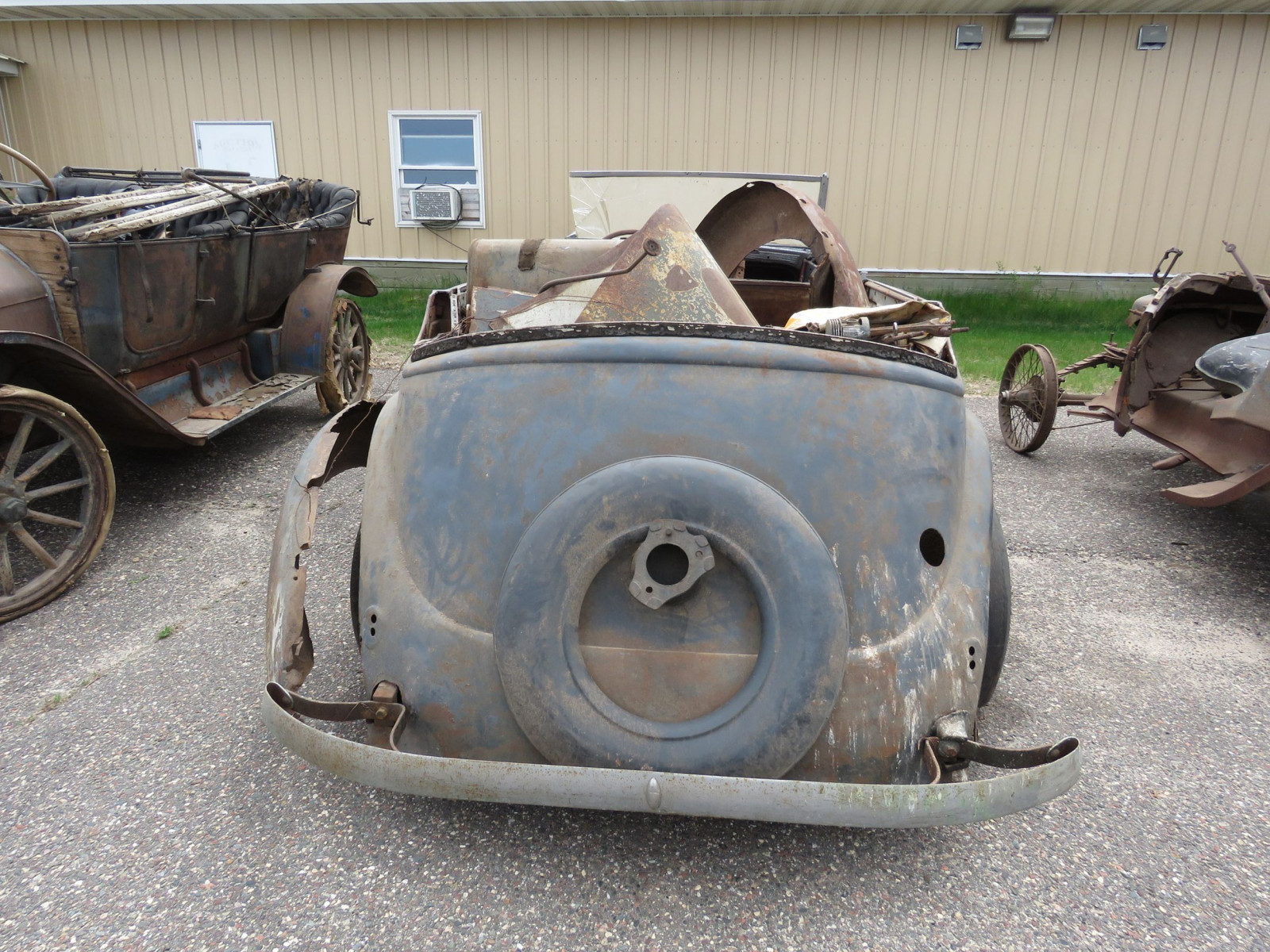 1936 Auburn 852 Roadster for Project - Image 5
