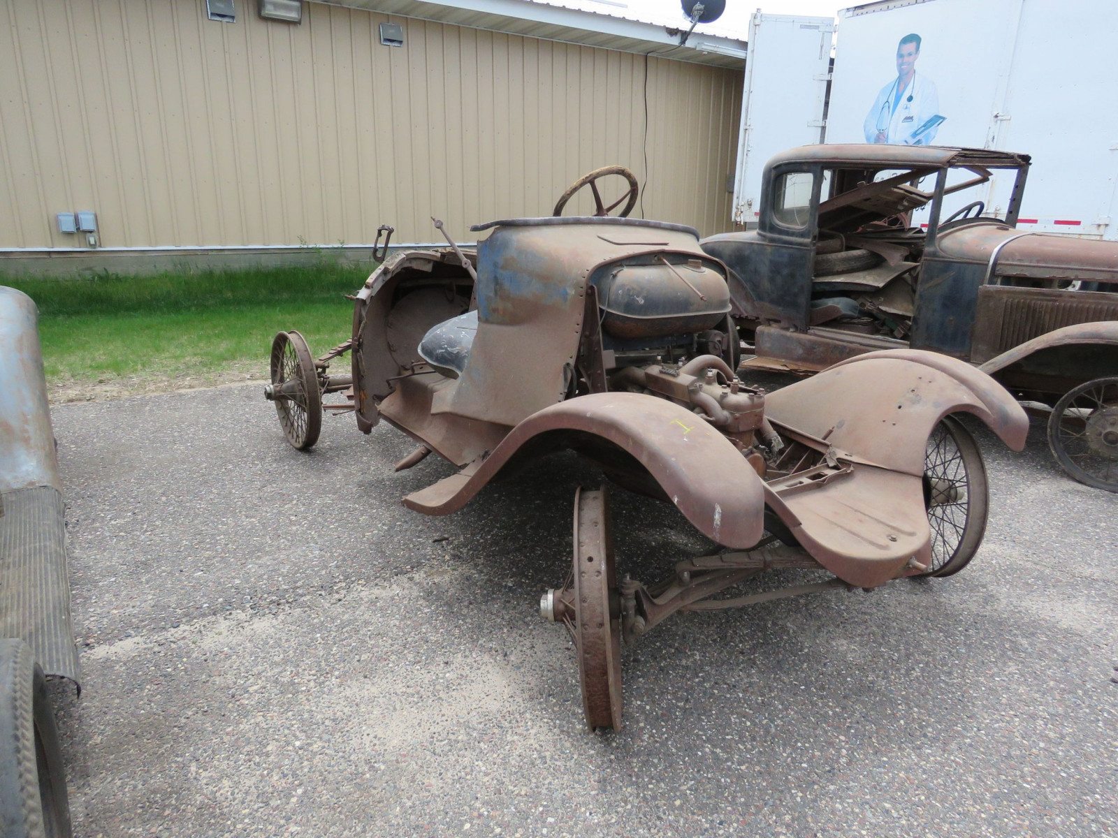 Early Car for Project or Parts - Image 1