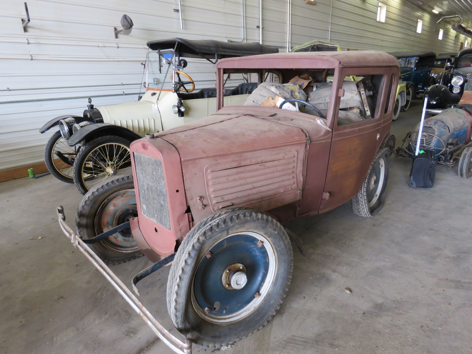 1930 American Bantam 2dr Coupe Project - Image 1