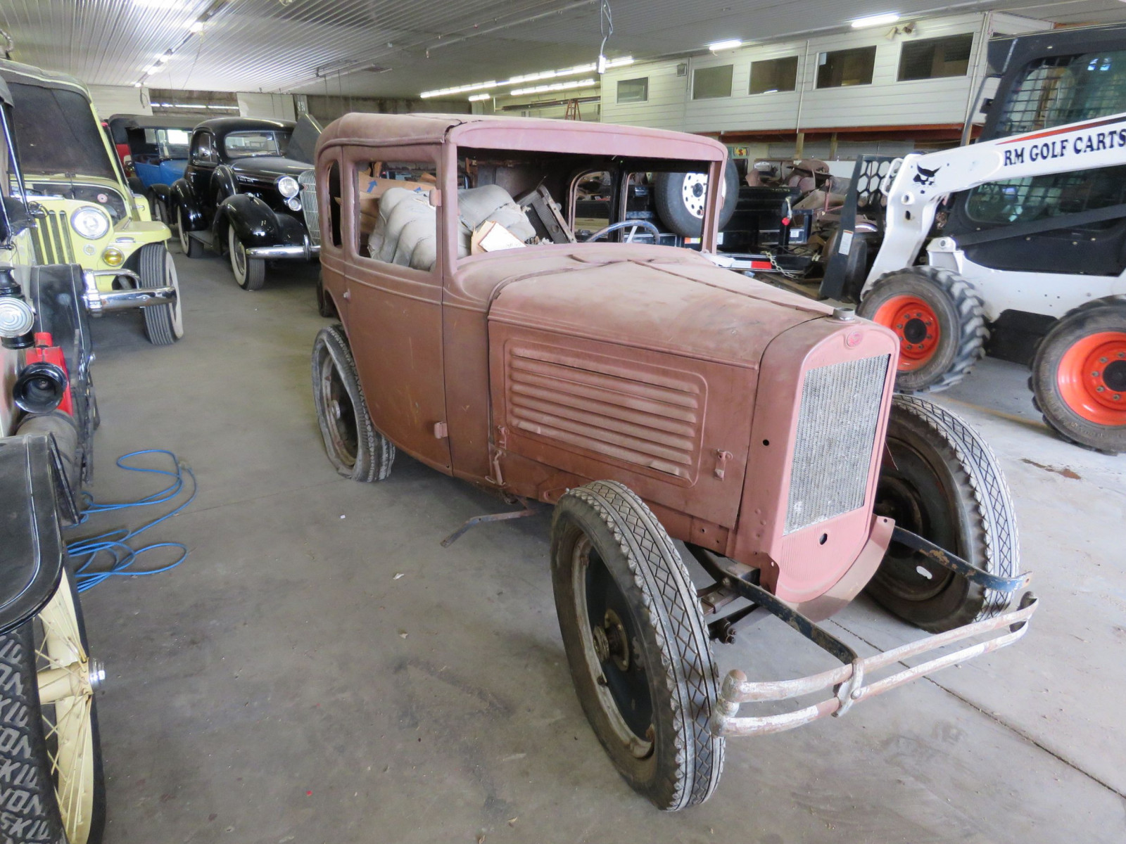 1930 American Bantam 2dr Coupe Project - Image 2