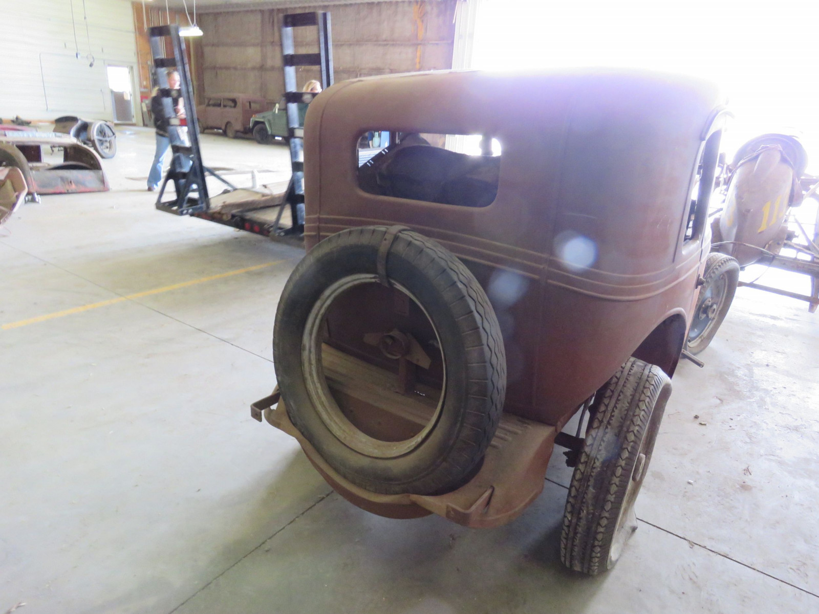 1930 American Bantam 2dr Coupe Project - Image 3