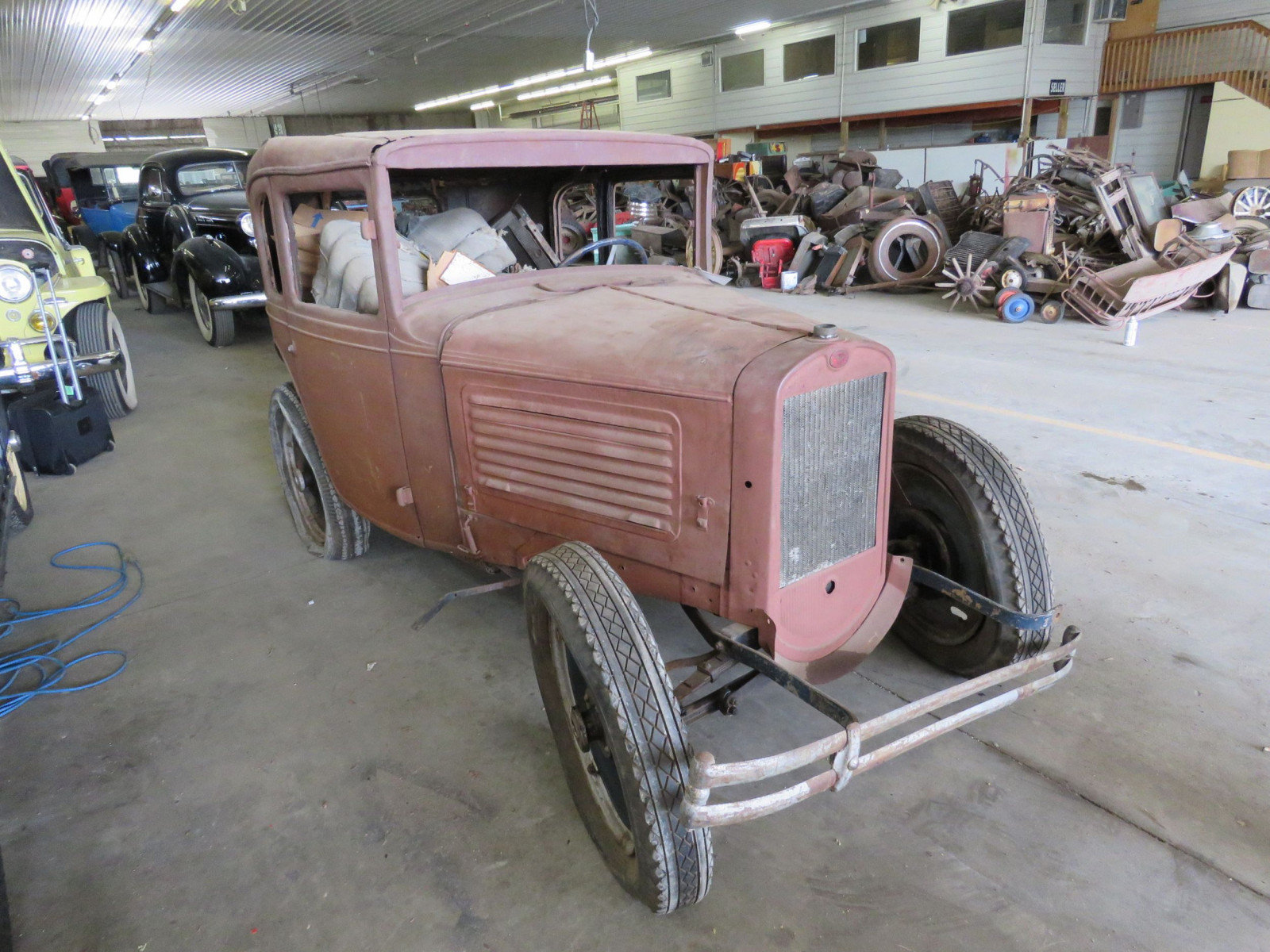 1930 American Bantam 2dr Coupe Project - Image 7