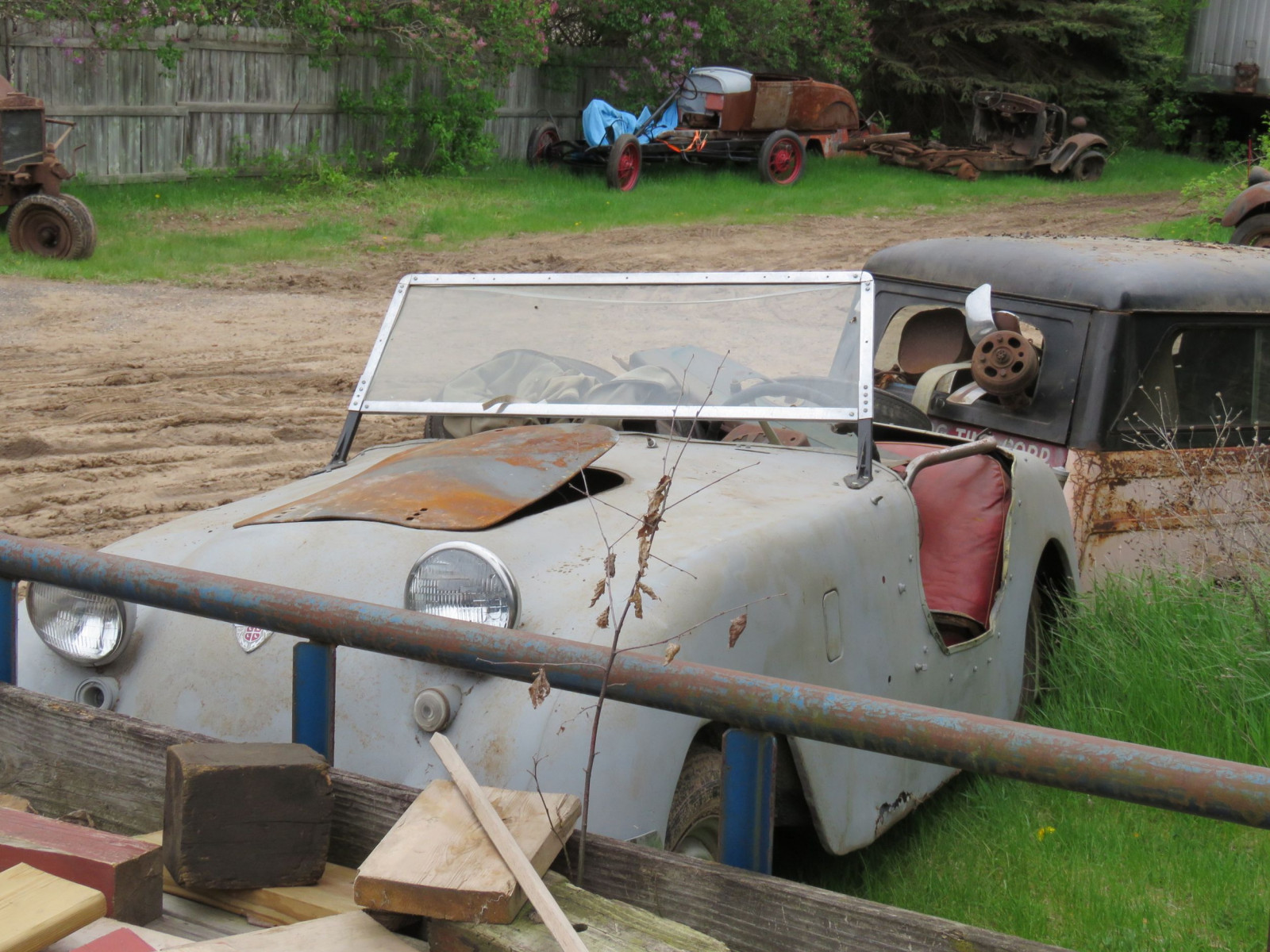 1950 Crosley Hotshot Convertible Project - Image 2