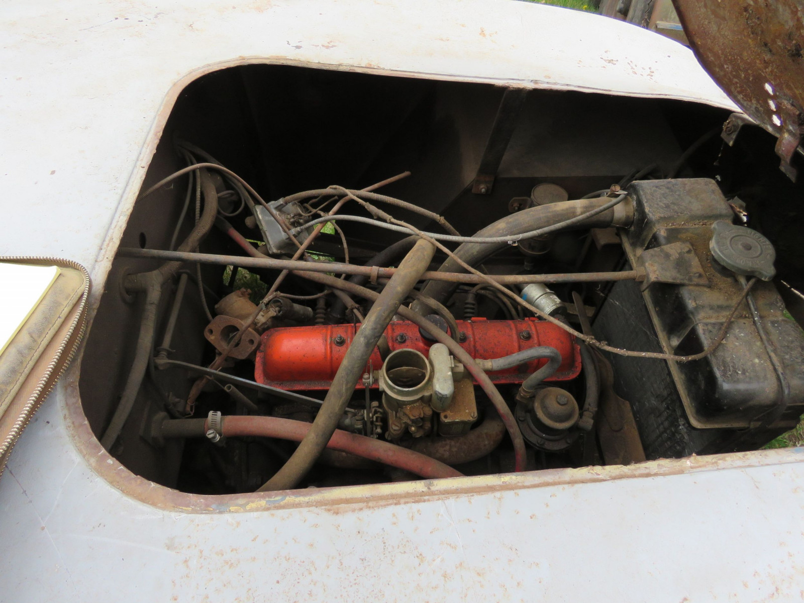 1950 Crosley Hotshot Convertible Project - Image 3