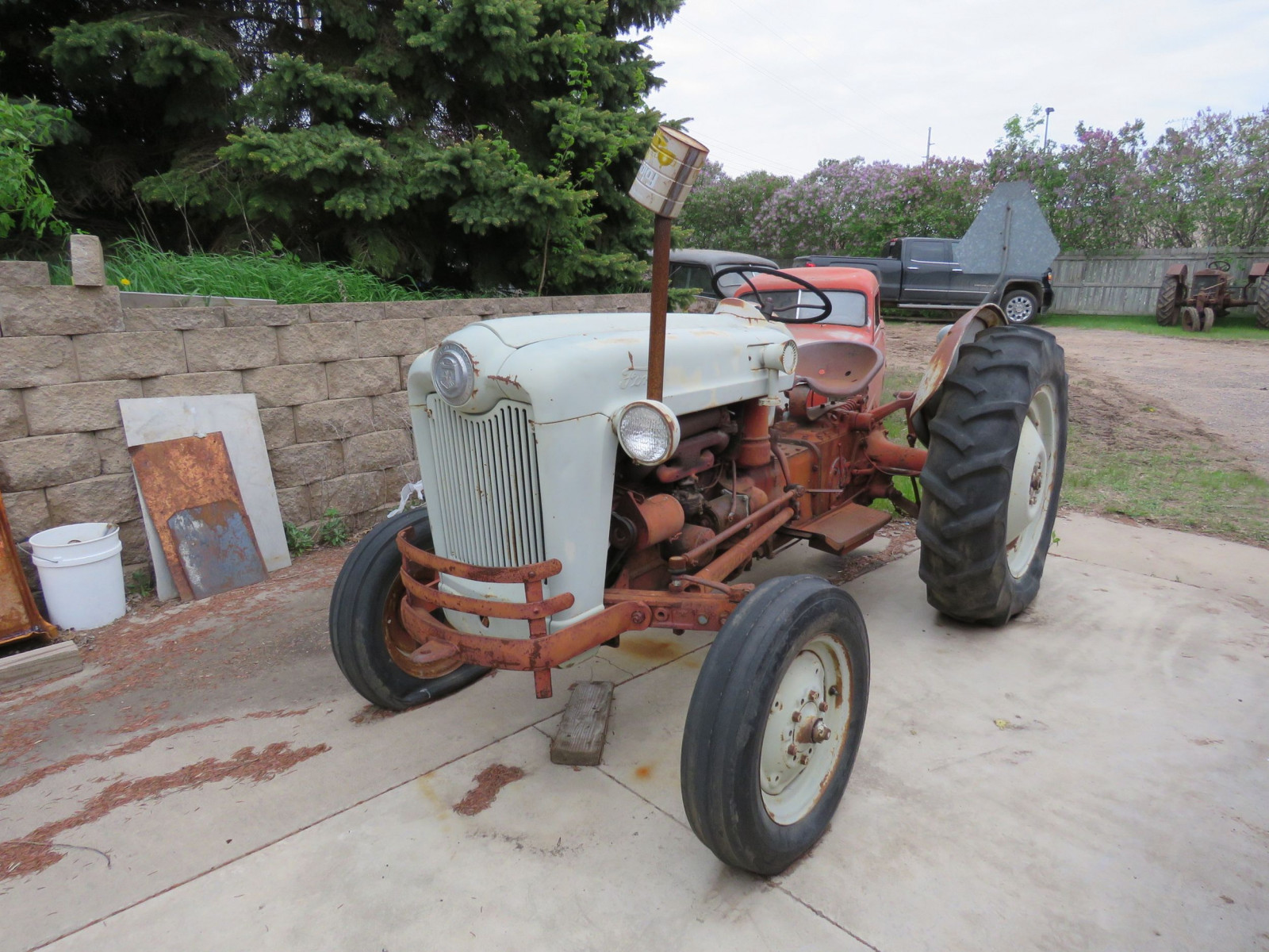 Ford Jubilee Tractor - Image 1