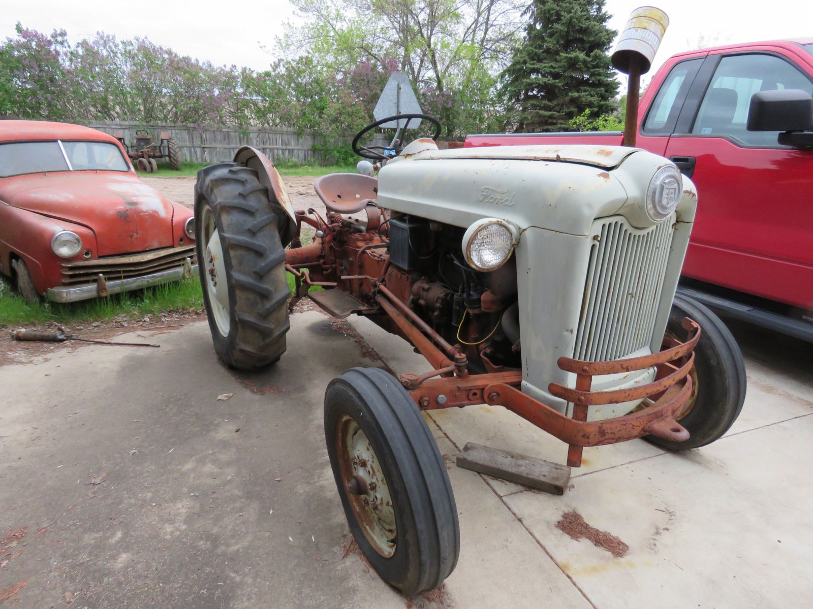 Ford Jubilee Tractor - Image 3