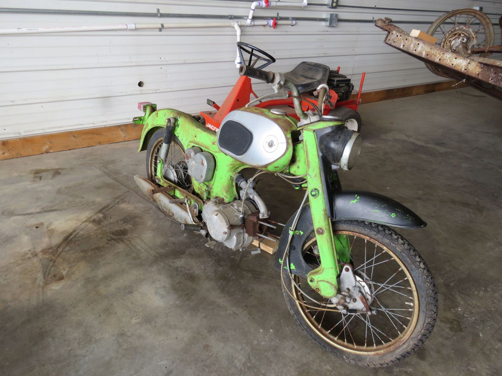 Honda Dream Project or Parts - Image 3
