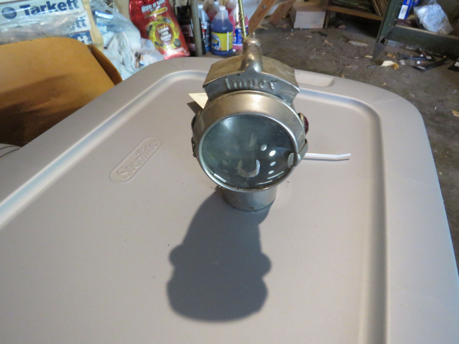 Vintage Articulating Bicycle Light - Image 3