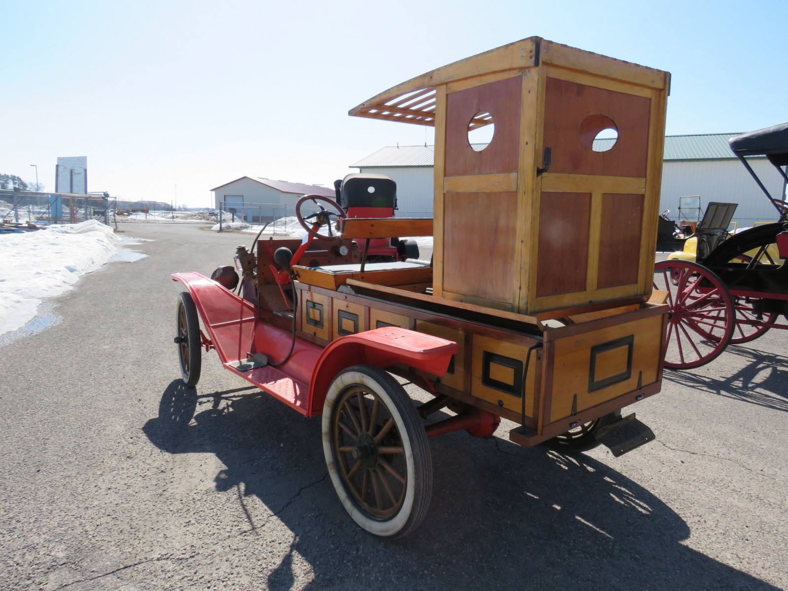 1913 Ford Model T Firetruck - Image 7