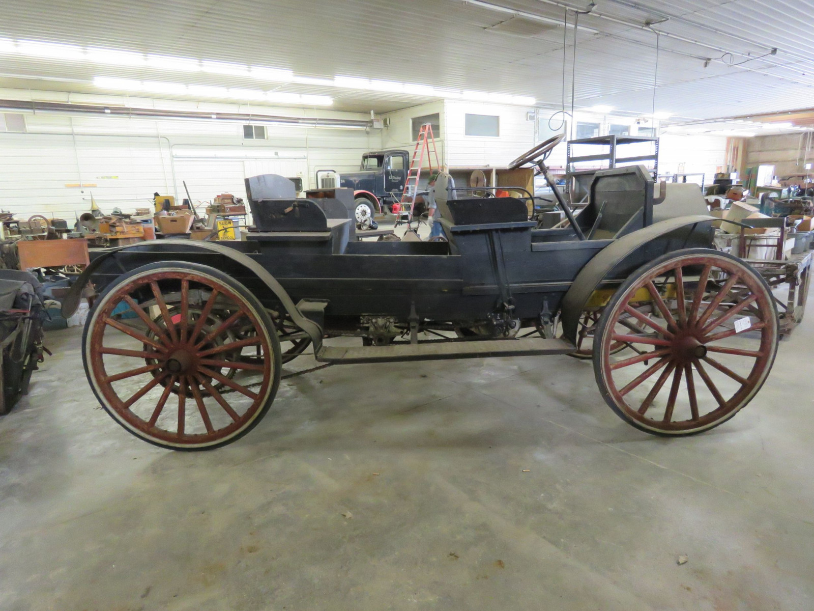 1908 International Model A Runabout - Image 3