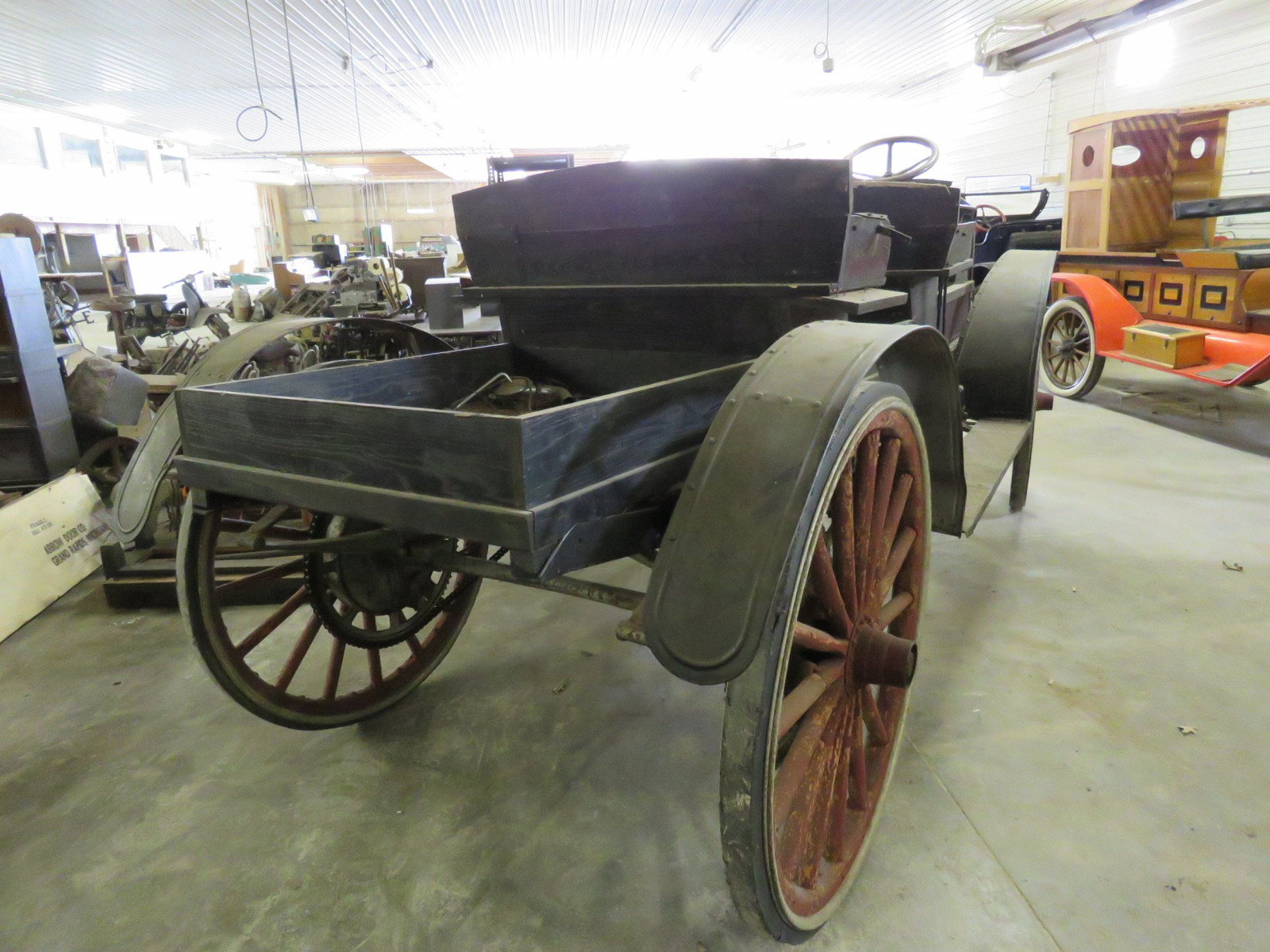 1908 International Model A Runabout - Image 5