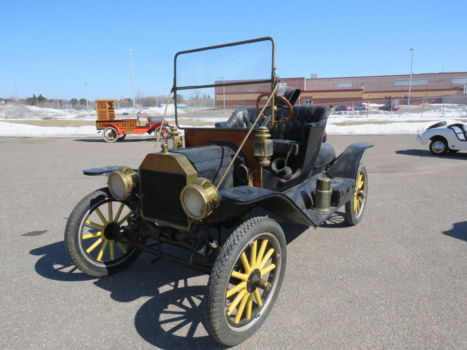 1913 Ford Model T Runabout - Image 1