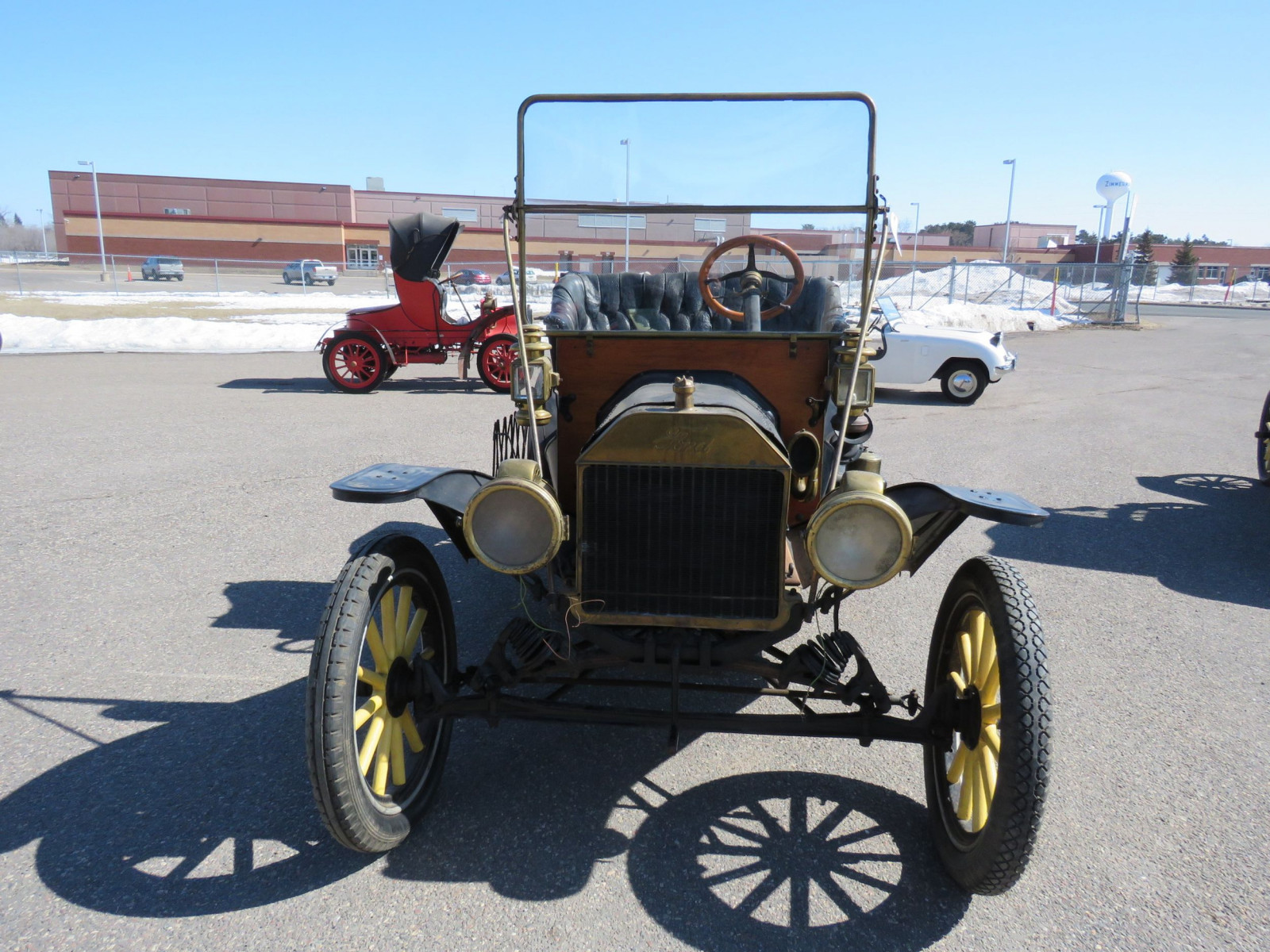 1913 Ford Model T Runabout - Image 2
