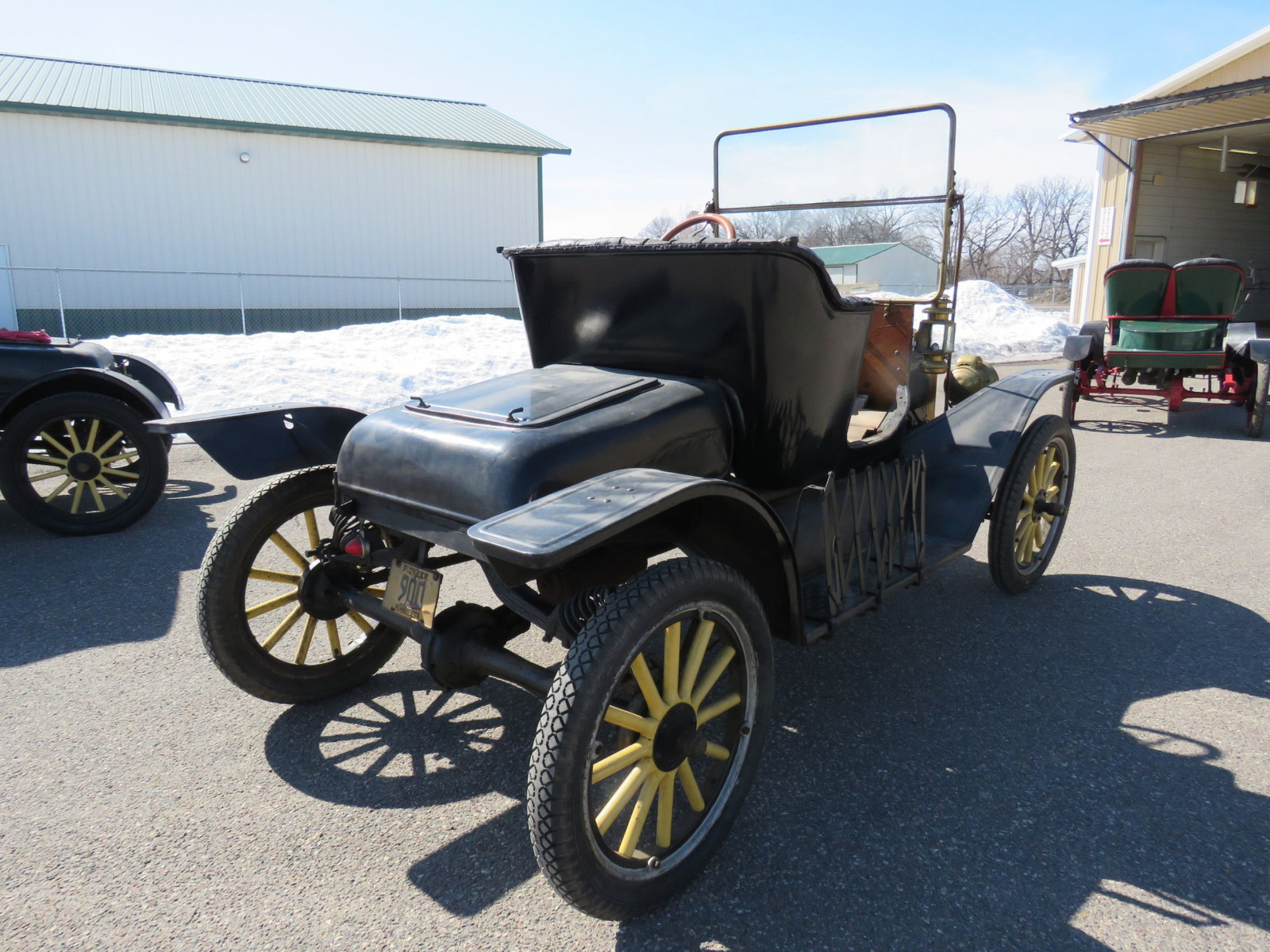 1913 Ford Model T Runabout - Image 7