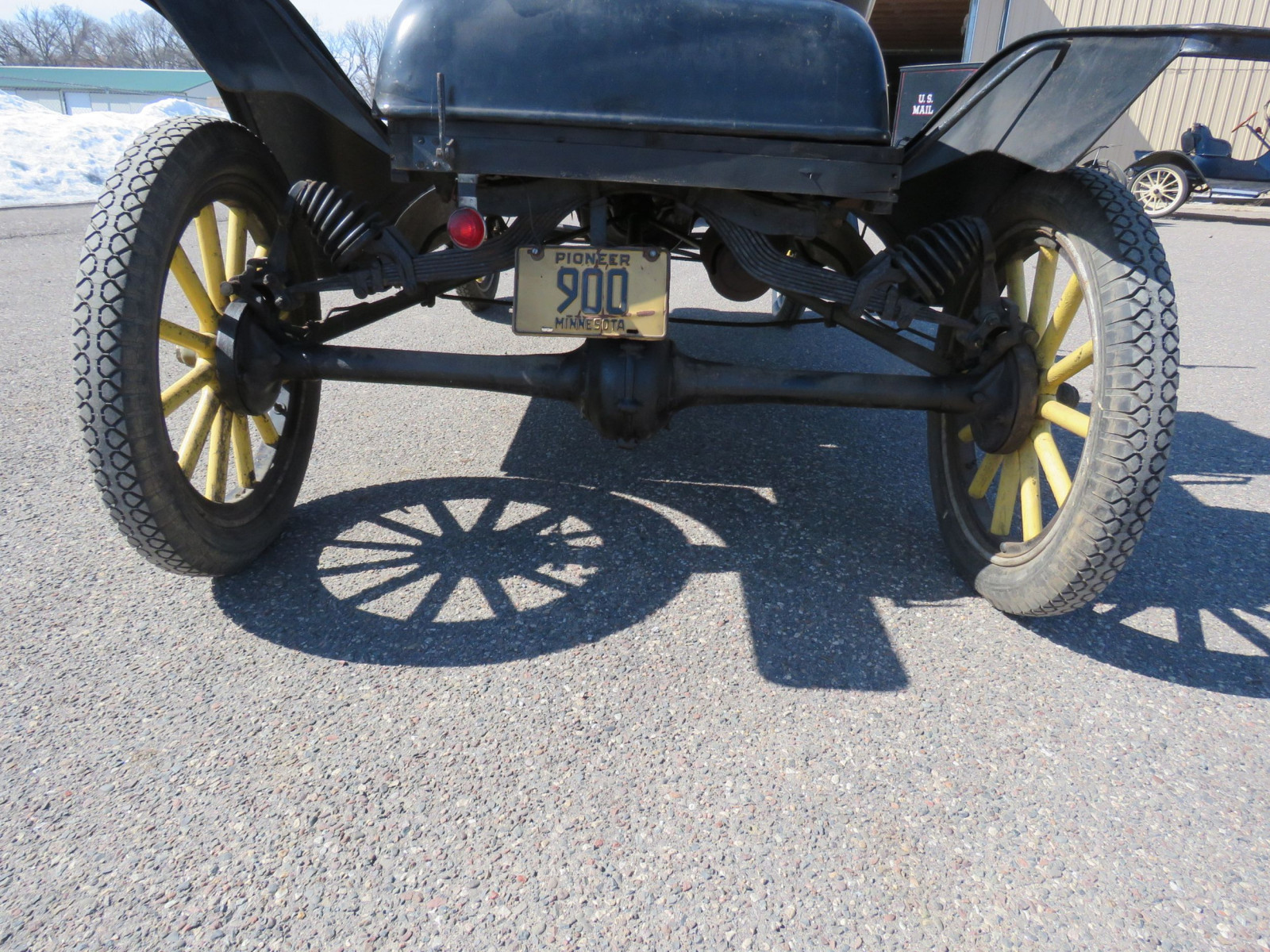 1913 Ford Model T Runabout - Image 9