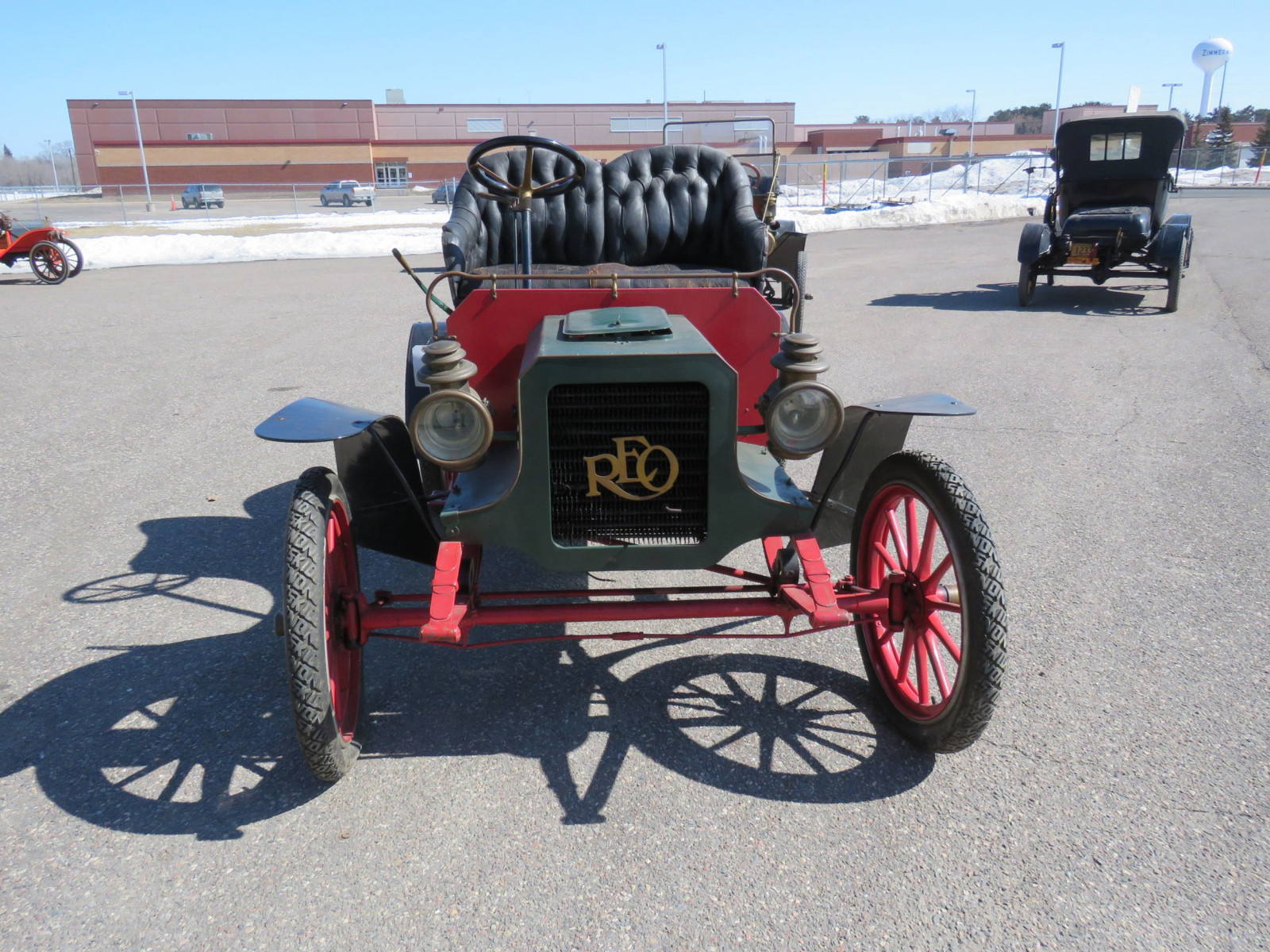 1906 REO Roadster - Image 2