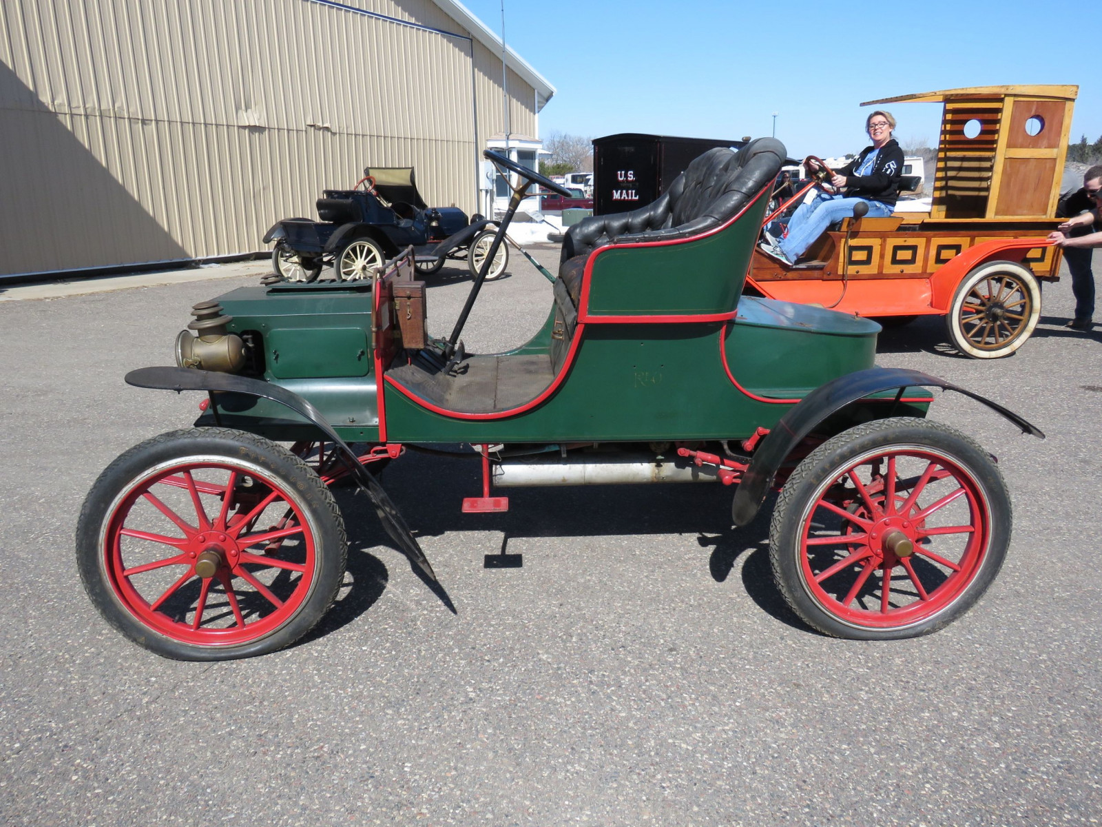1906 REO Roadster - Image 4