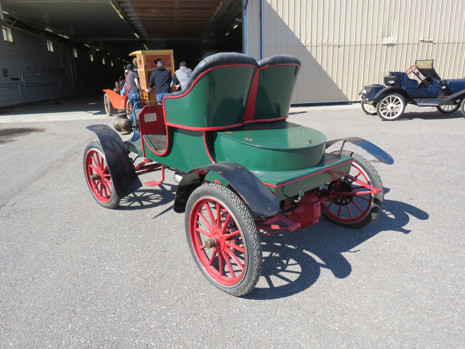 1906 REO Roadster - Image 5