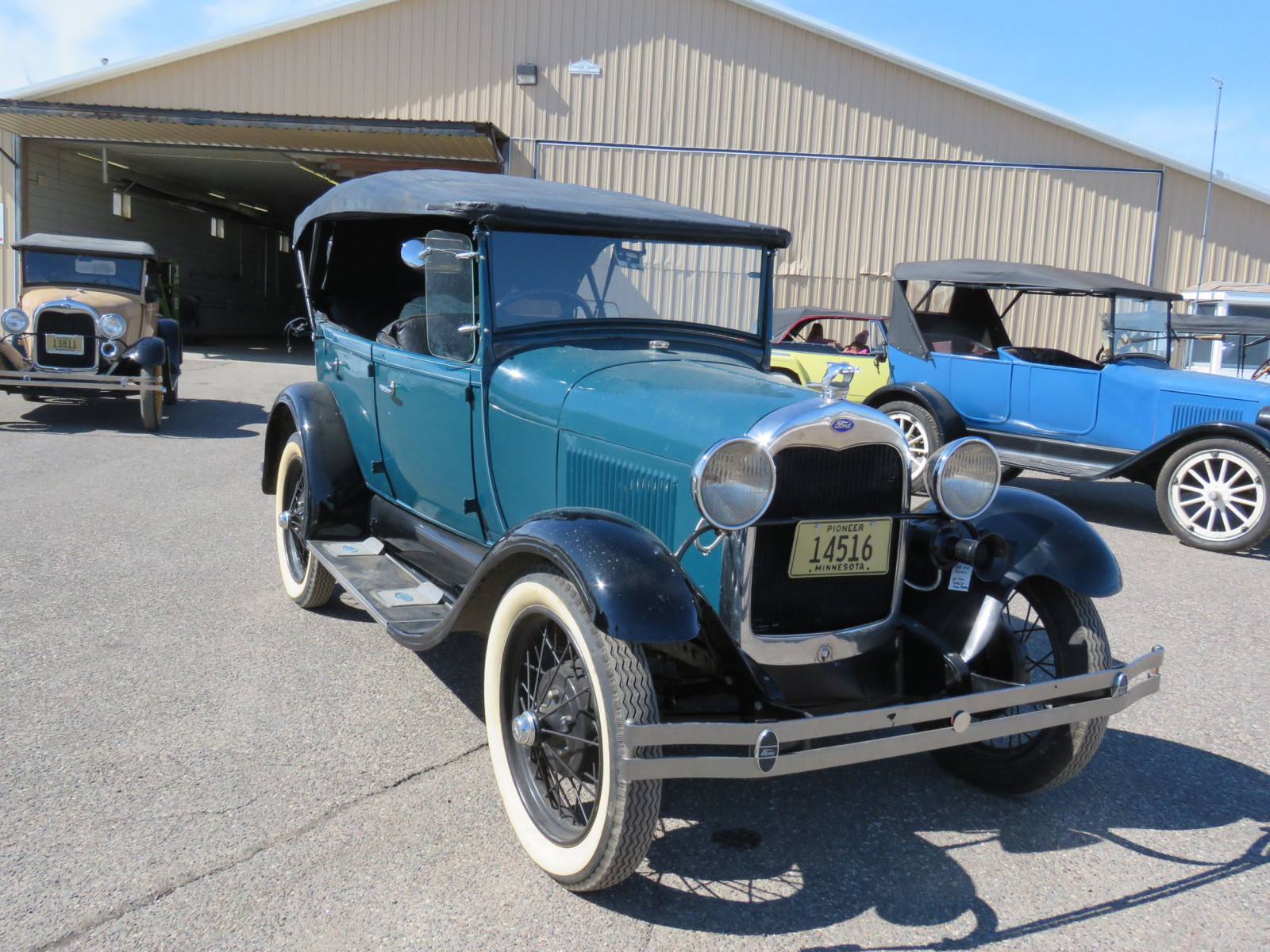 1929 Ford Model A Phaeton - Image 1