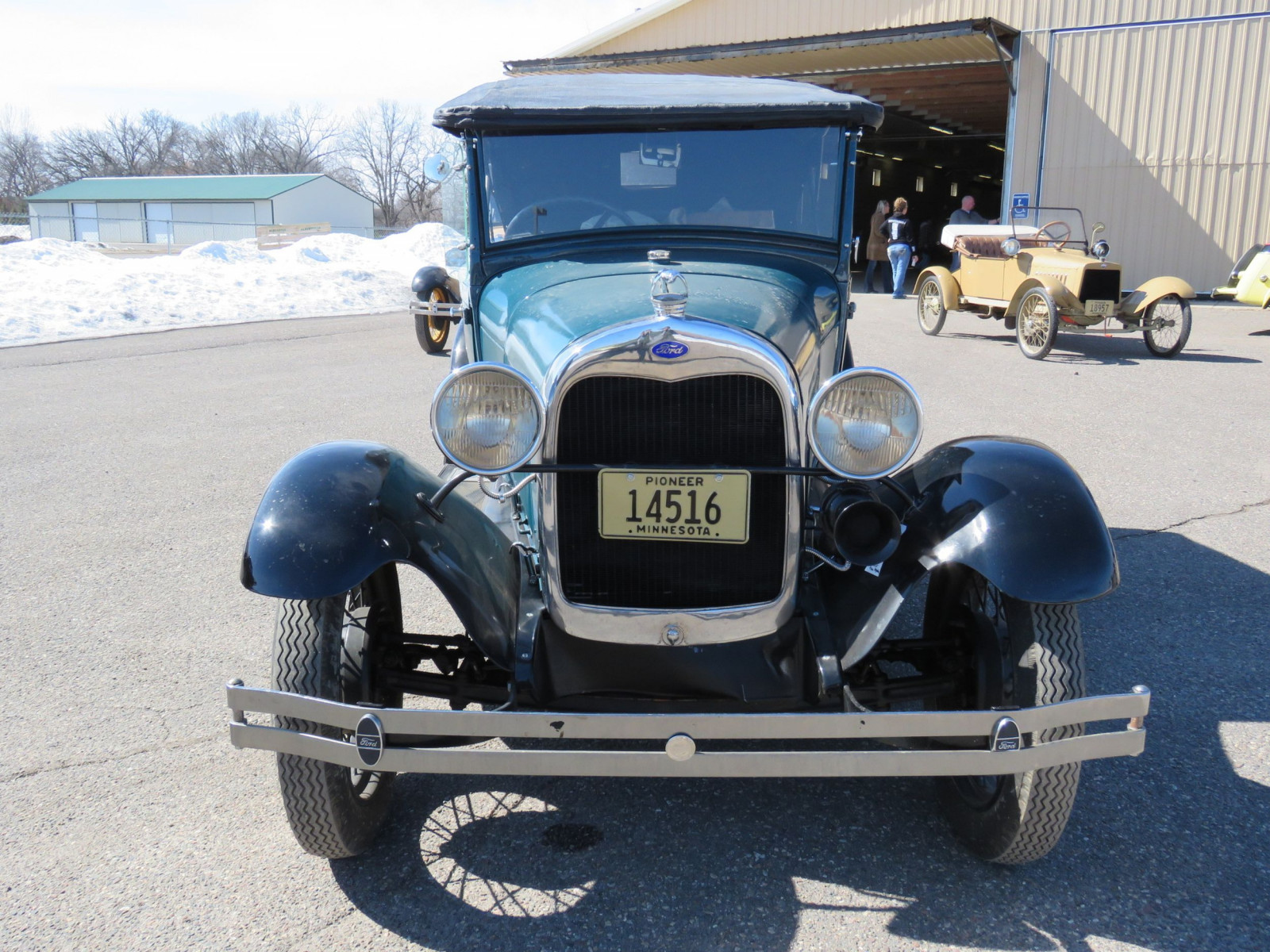 1929 Ford Model A Phaeton - Image 2