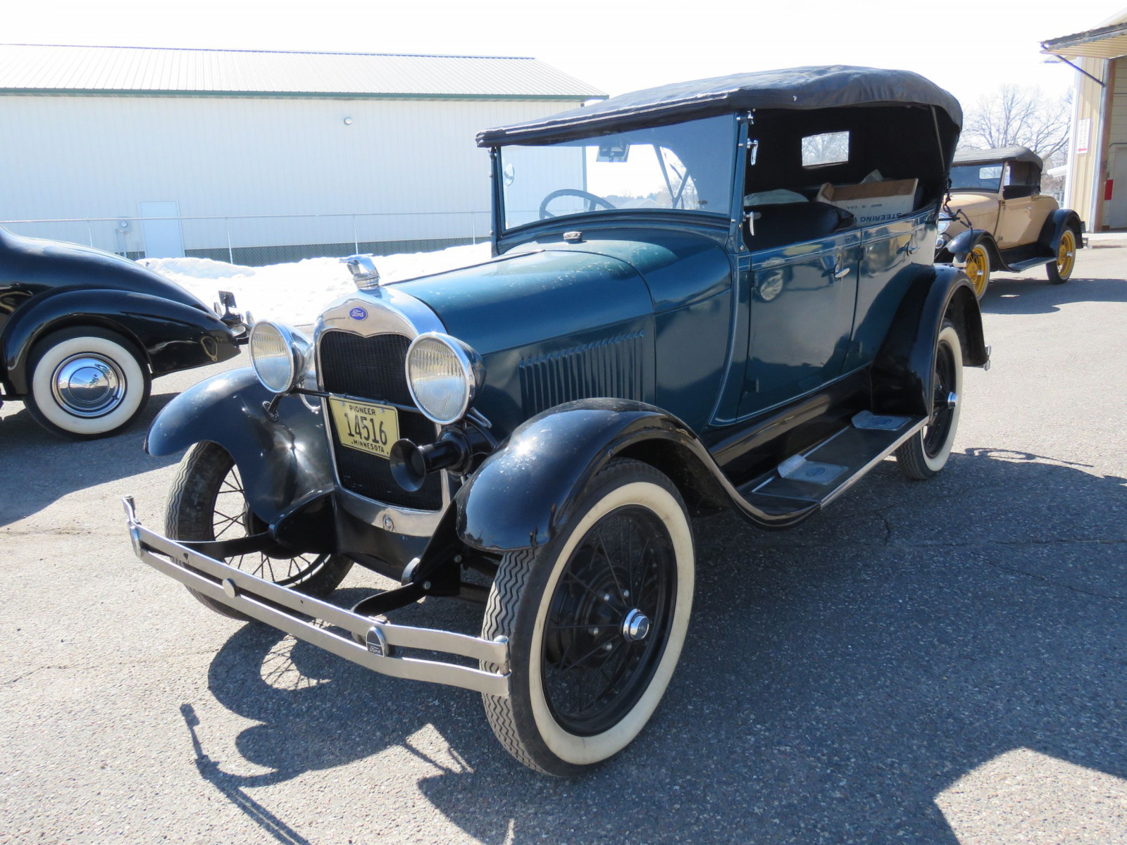 1929 Ford Model A Phaeton - Image 4