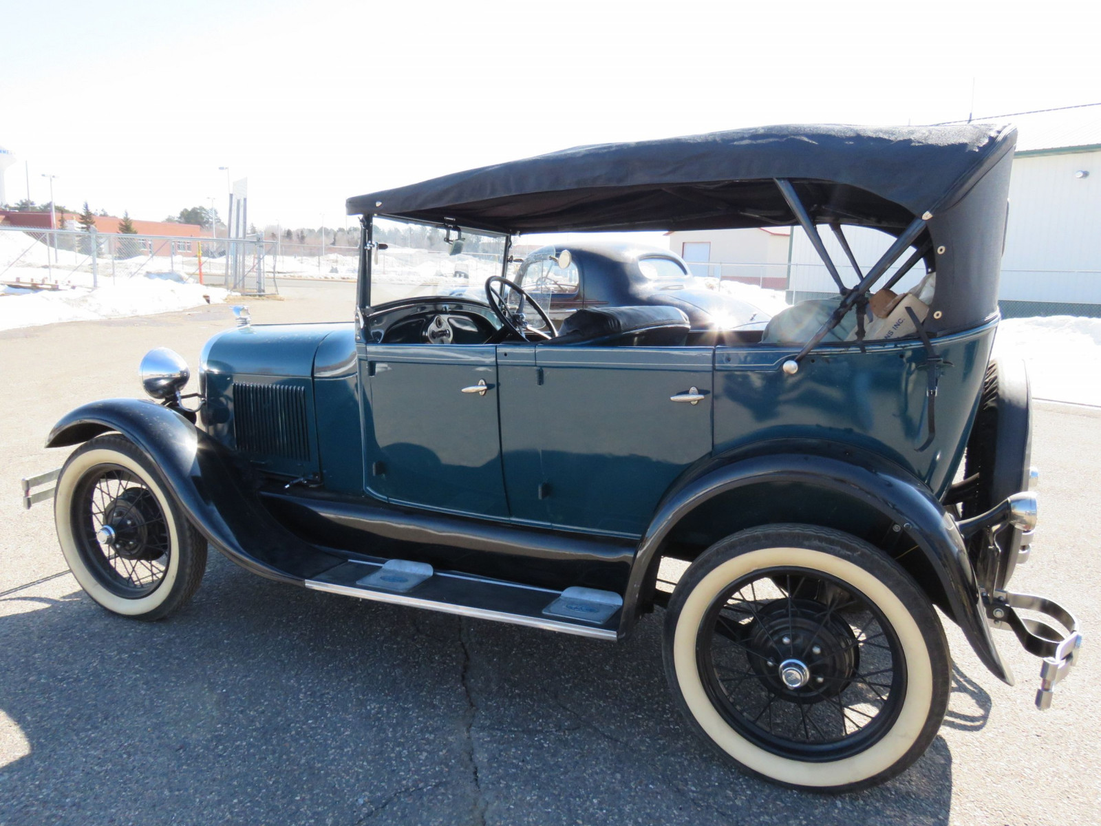 1929 Ford Model A Phaeton - Image 5