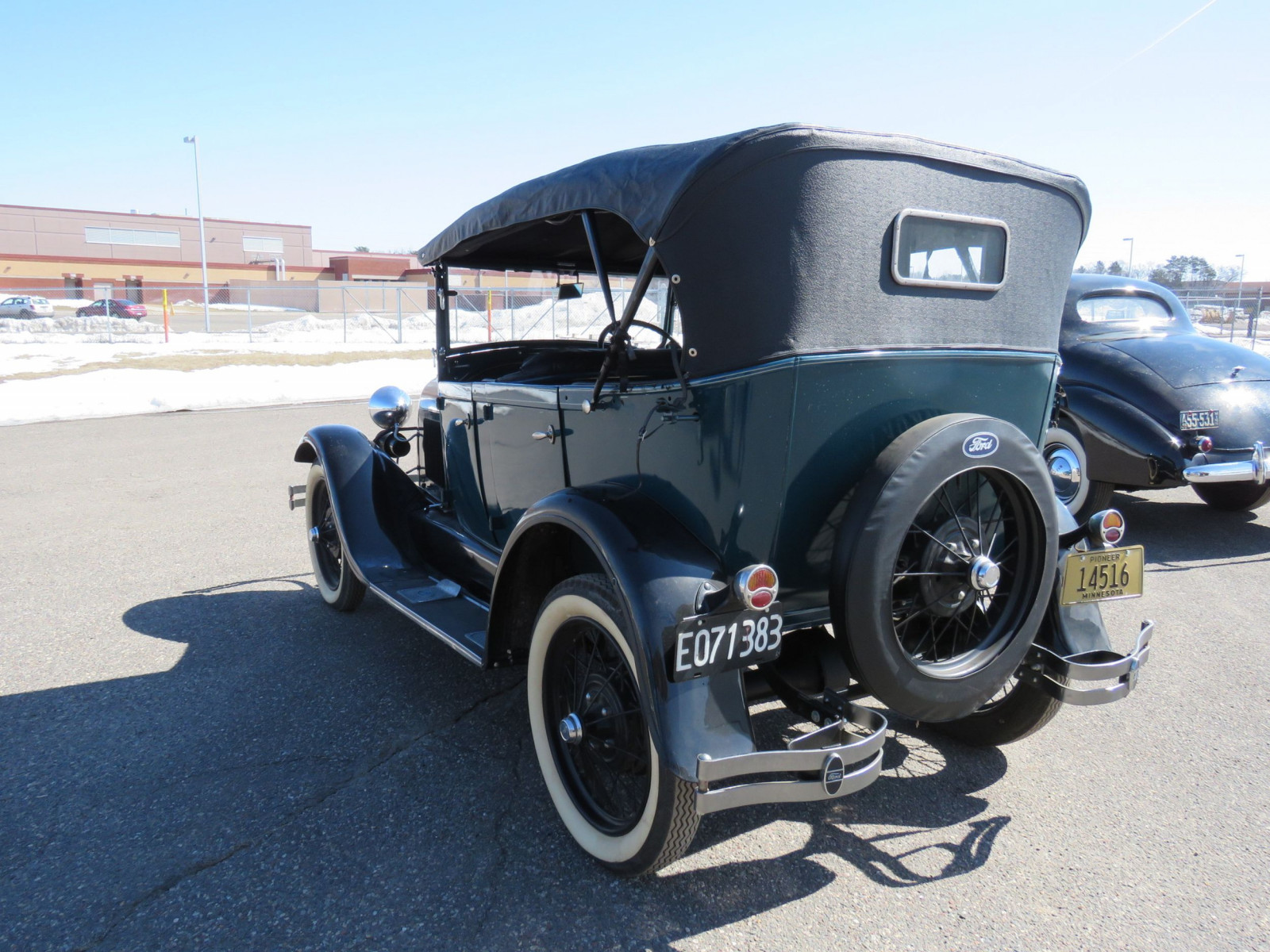 1929 Ford Model A Phaeton - Image 6