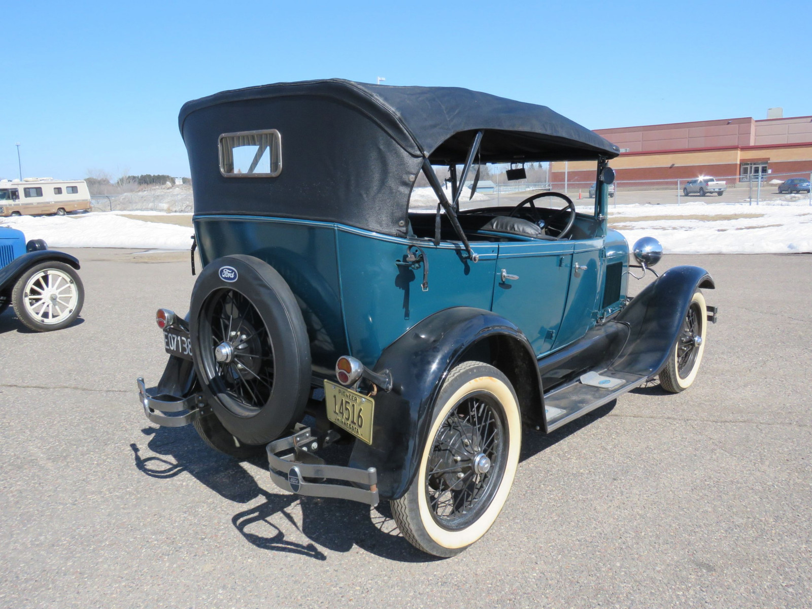 1929 Ford Model A Phaeton - Image 8