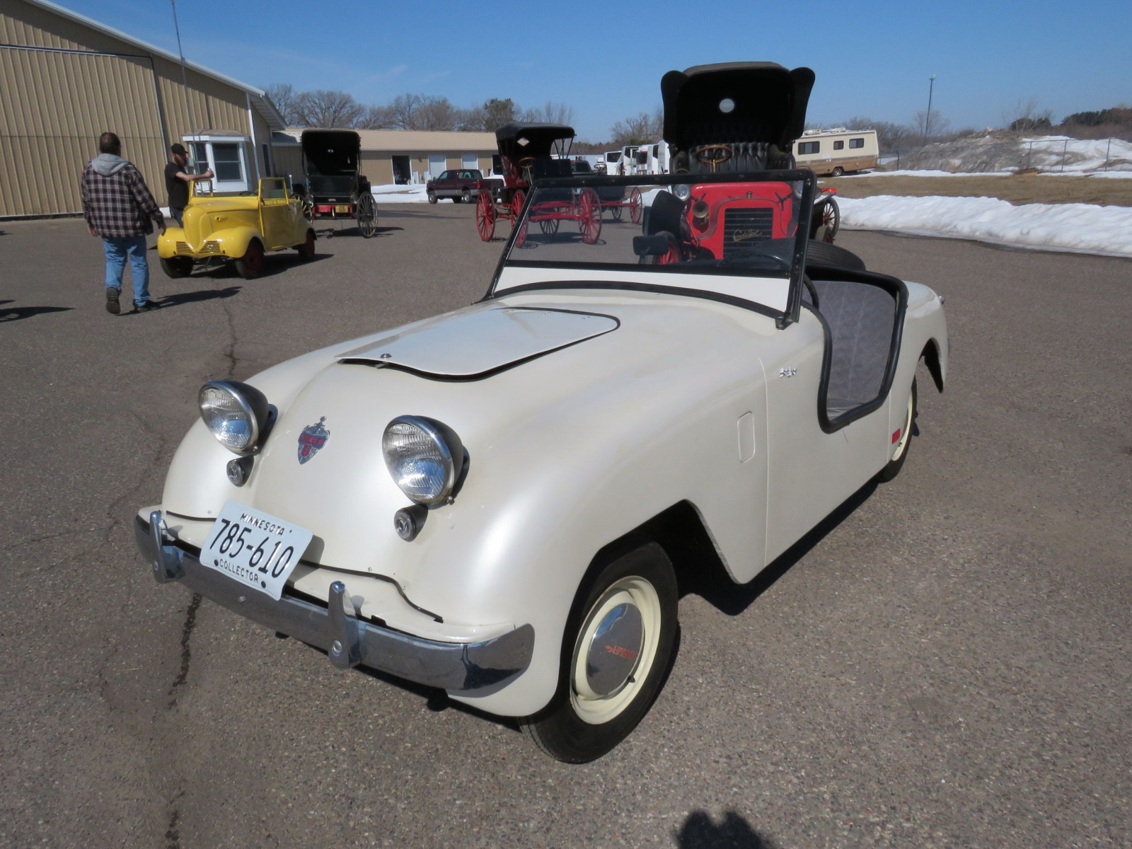 1950 Crosley Hot Shot Roadster - Image 3