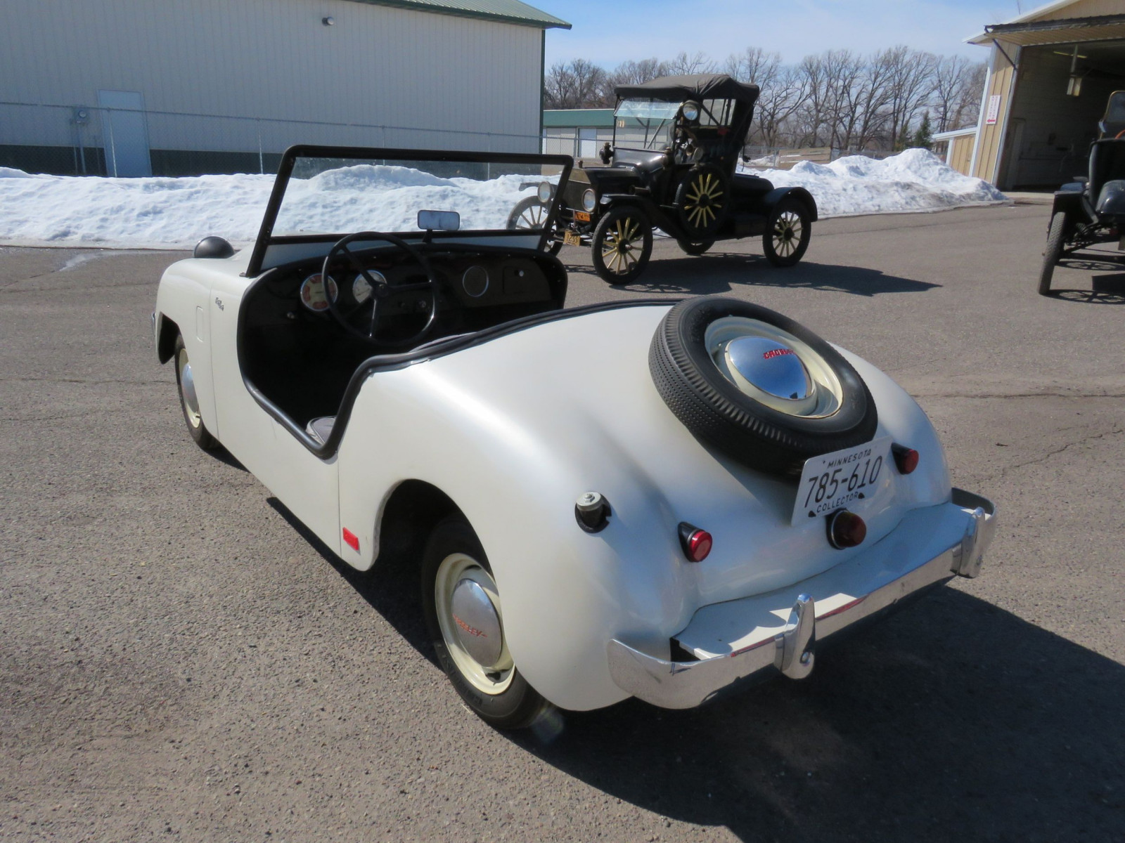 1950 Crosley Hot Shot Roadster - Image 5