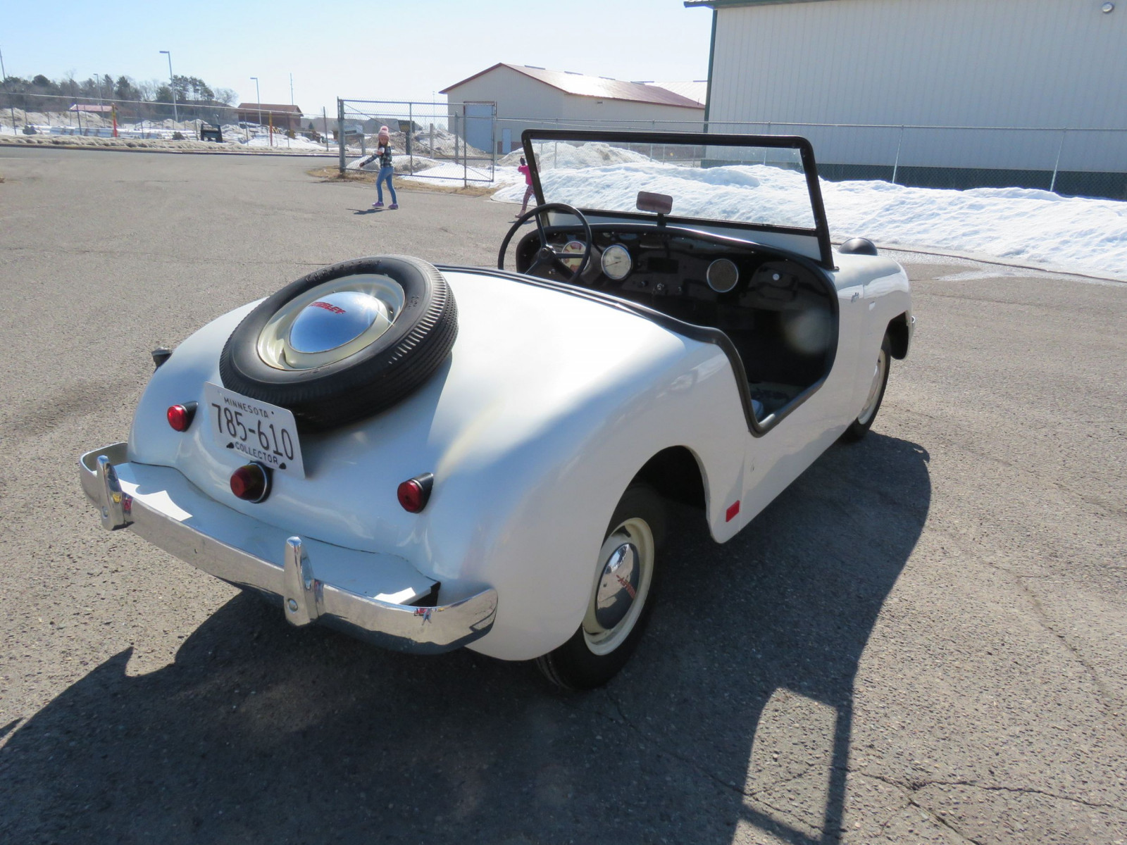 1950 Crosley Hot Shot Roadster - Image 7