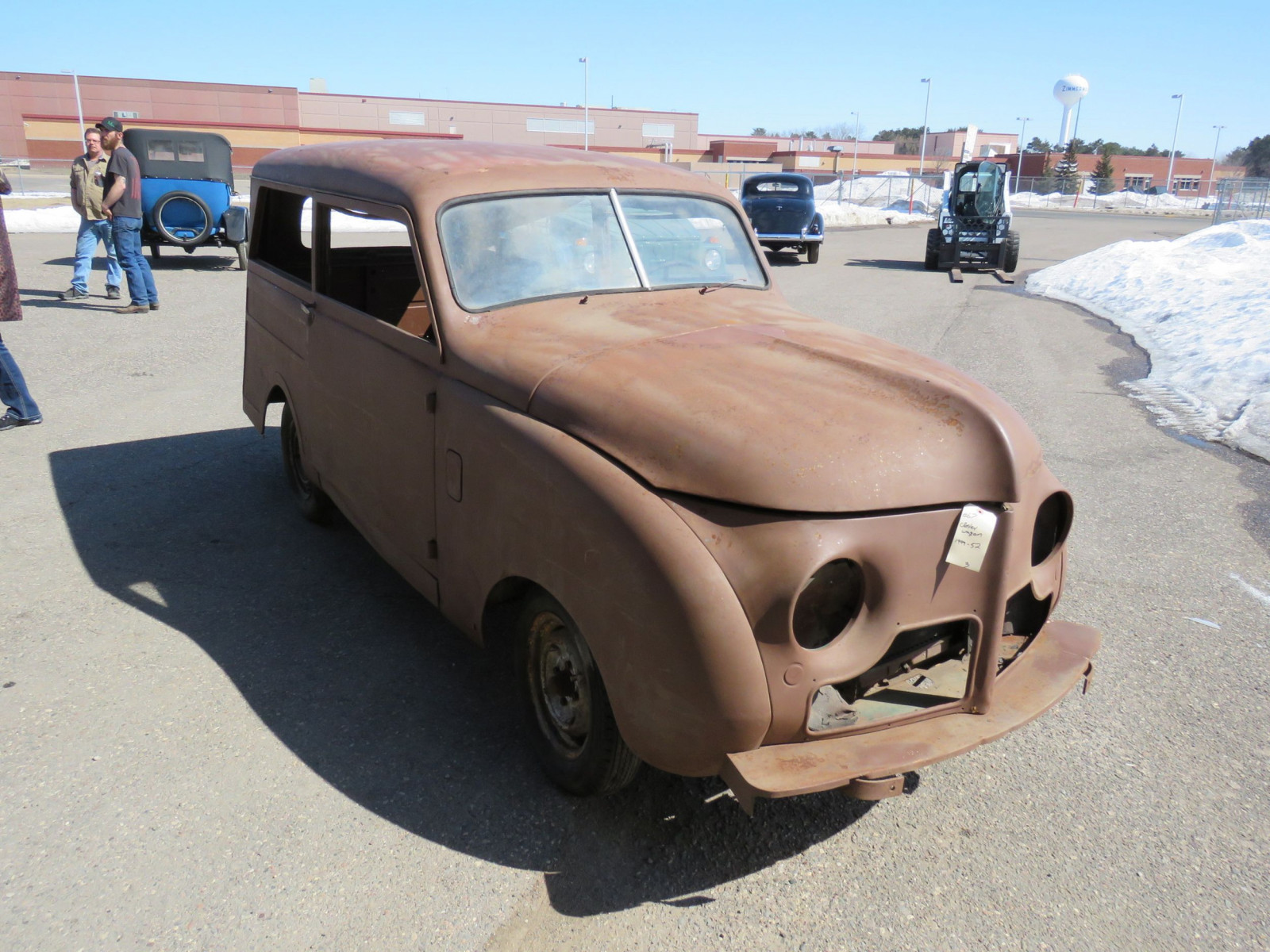 1949 Crosley Station Wagon - Image 1