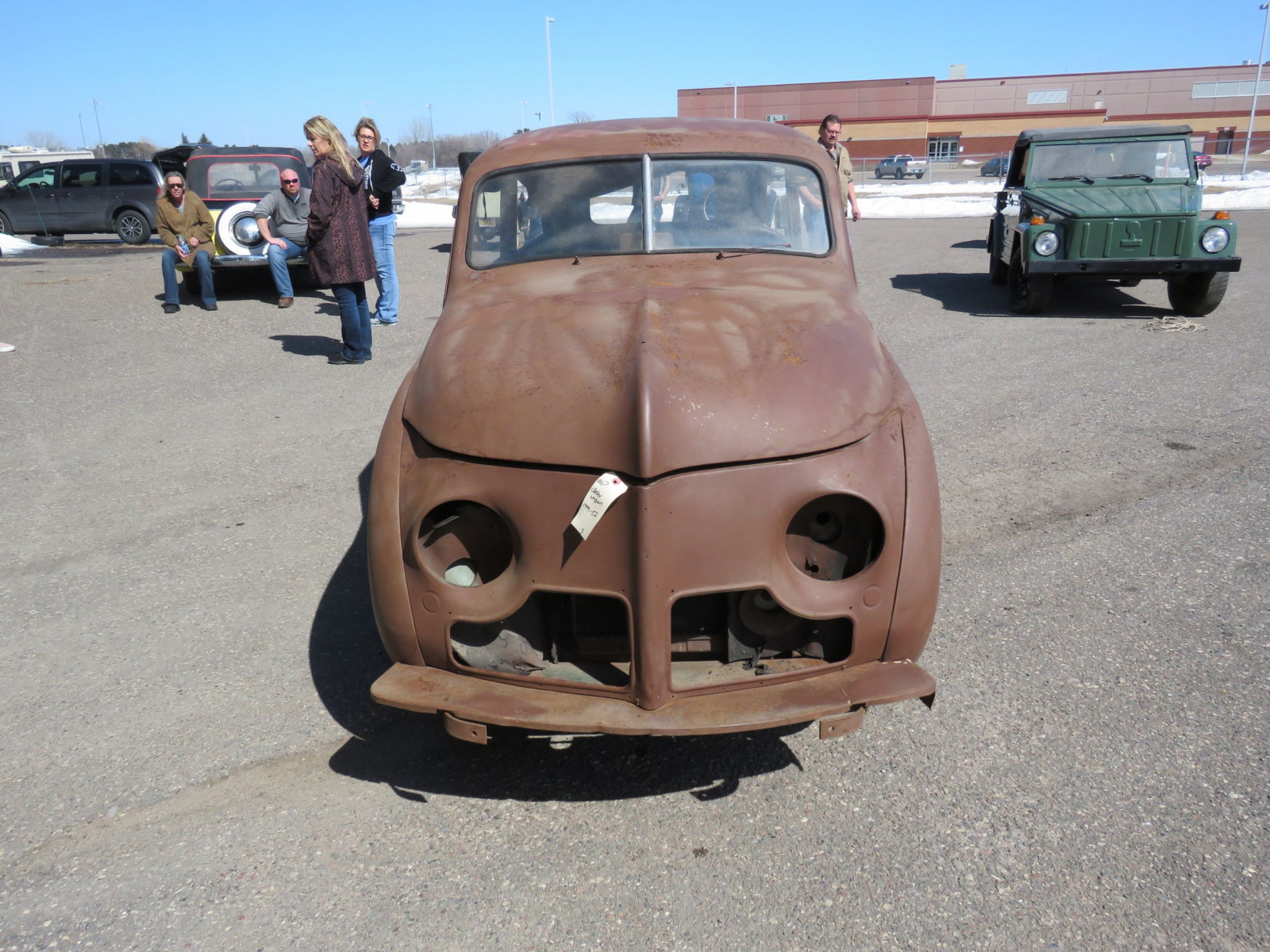 1949 Crosley Station Wagon - Image 2
