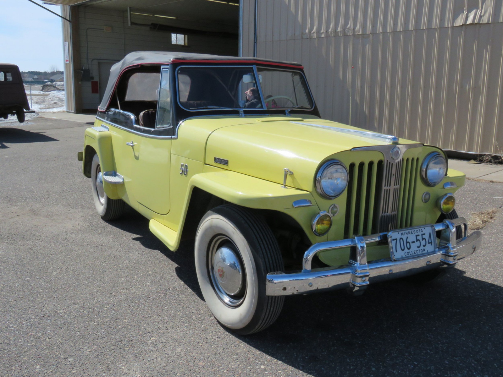 1948 Willys Jeepster - Image 1