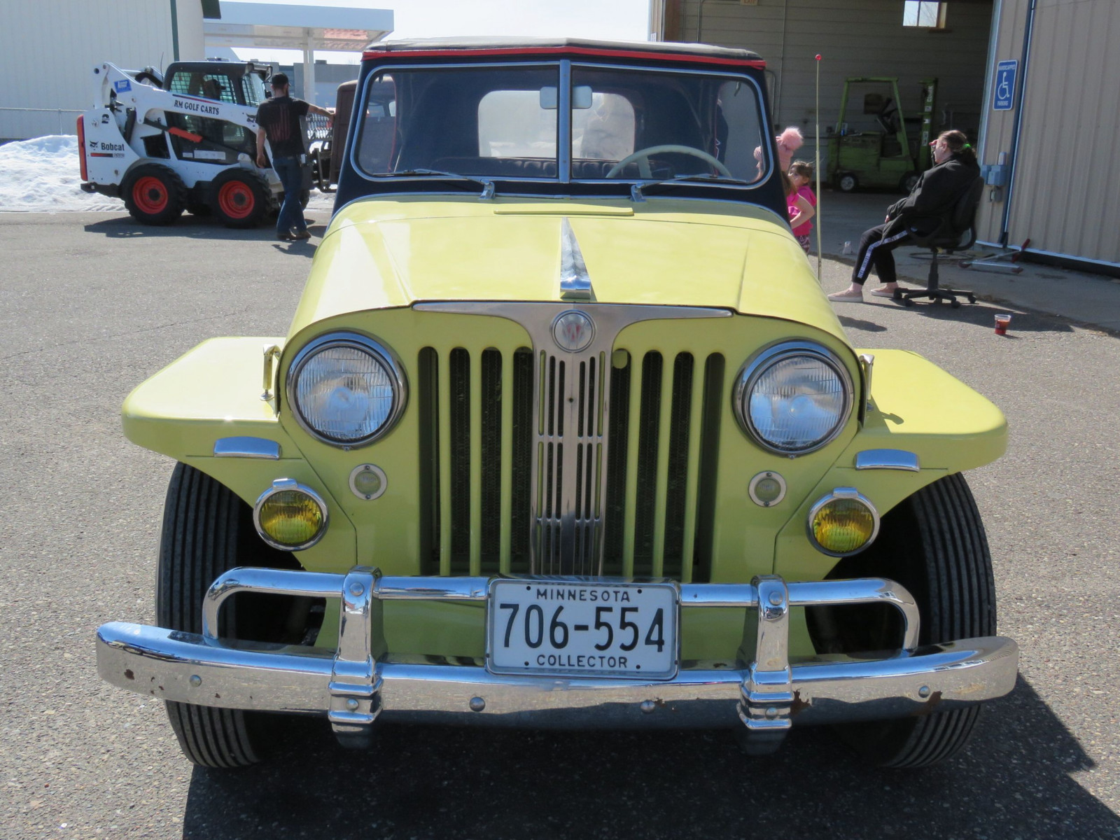 1948 Willys Jeepster - Image 2