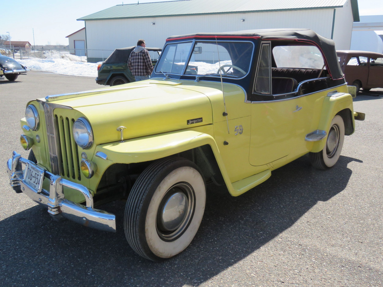 1948 Willys Jeepster - Image 3