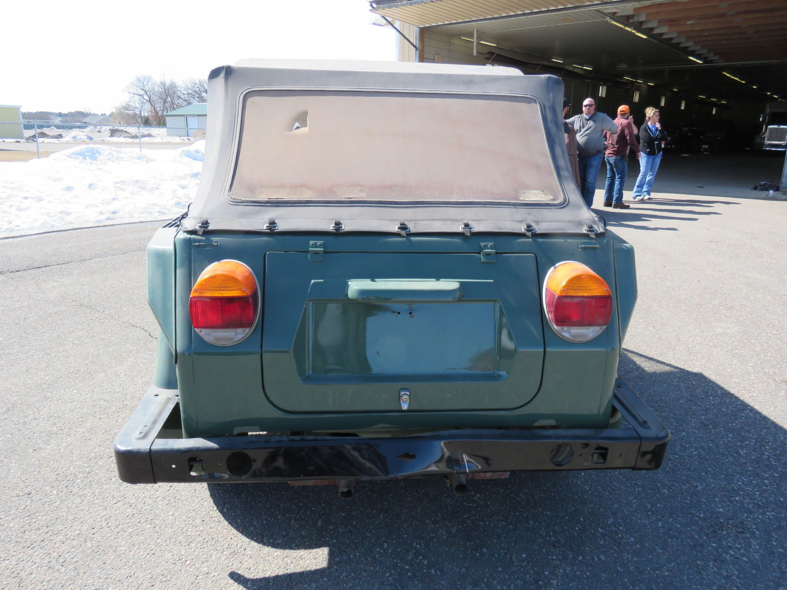 1974 Volkswagen Thing - Image 10