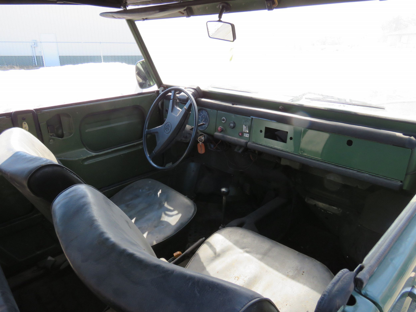 1974 Volkswagen Thing - Image 13