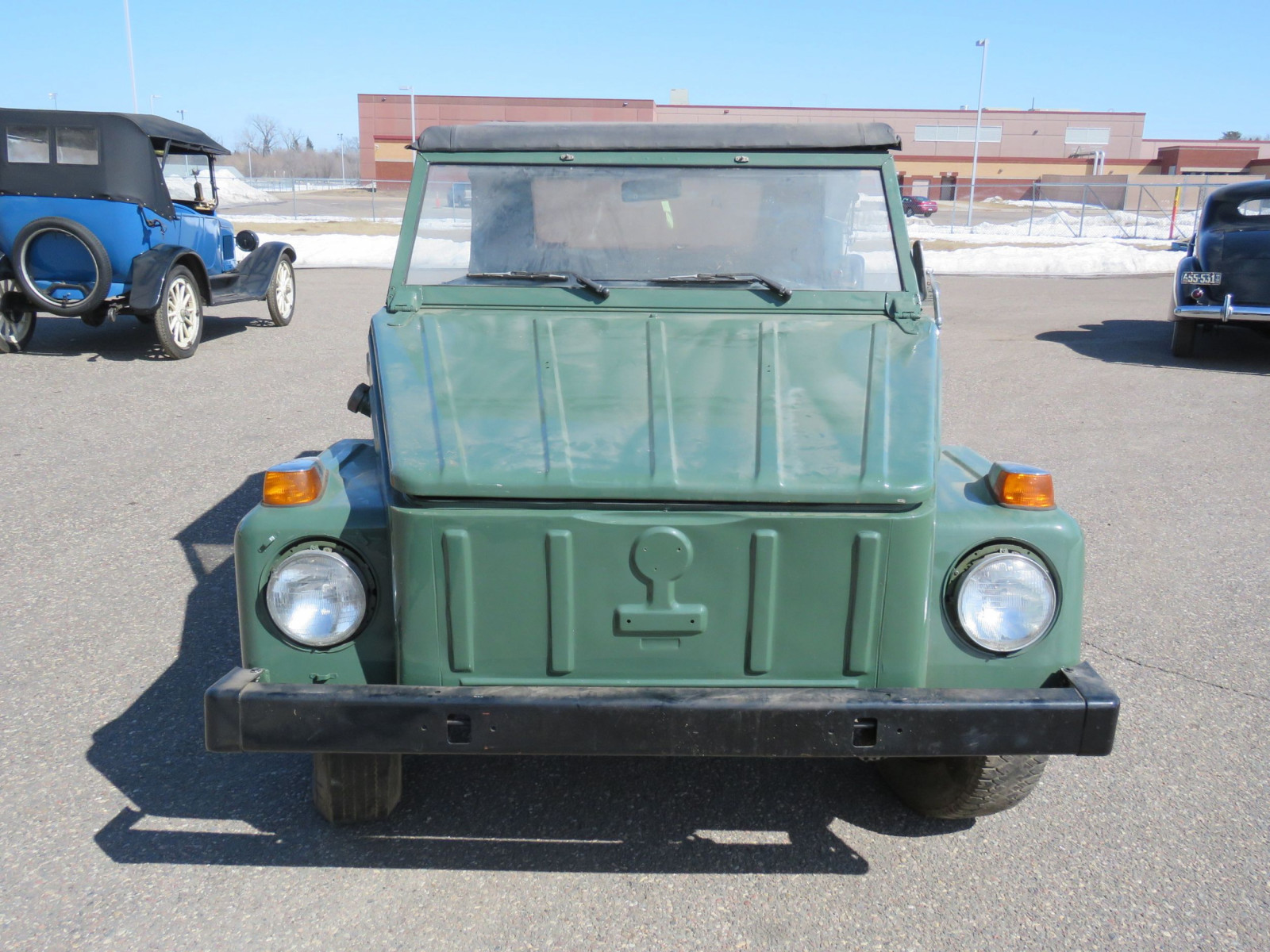1974 Volkswagen Thing - Image 2