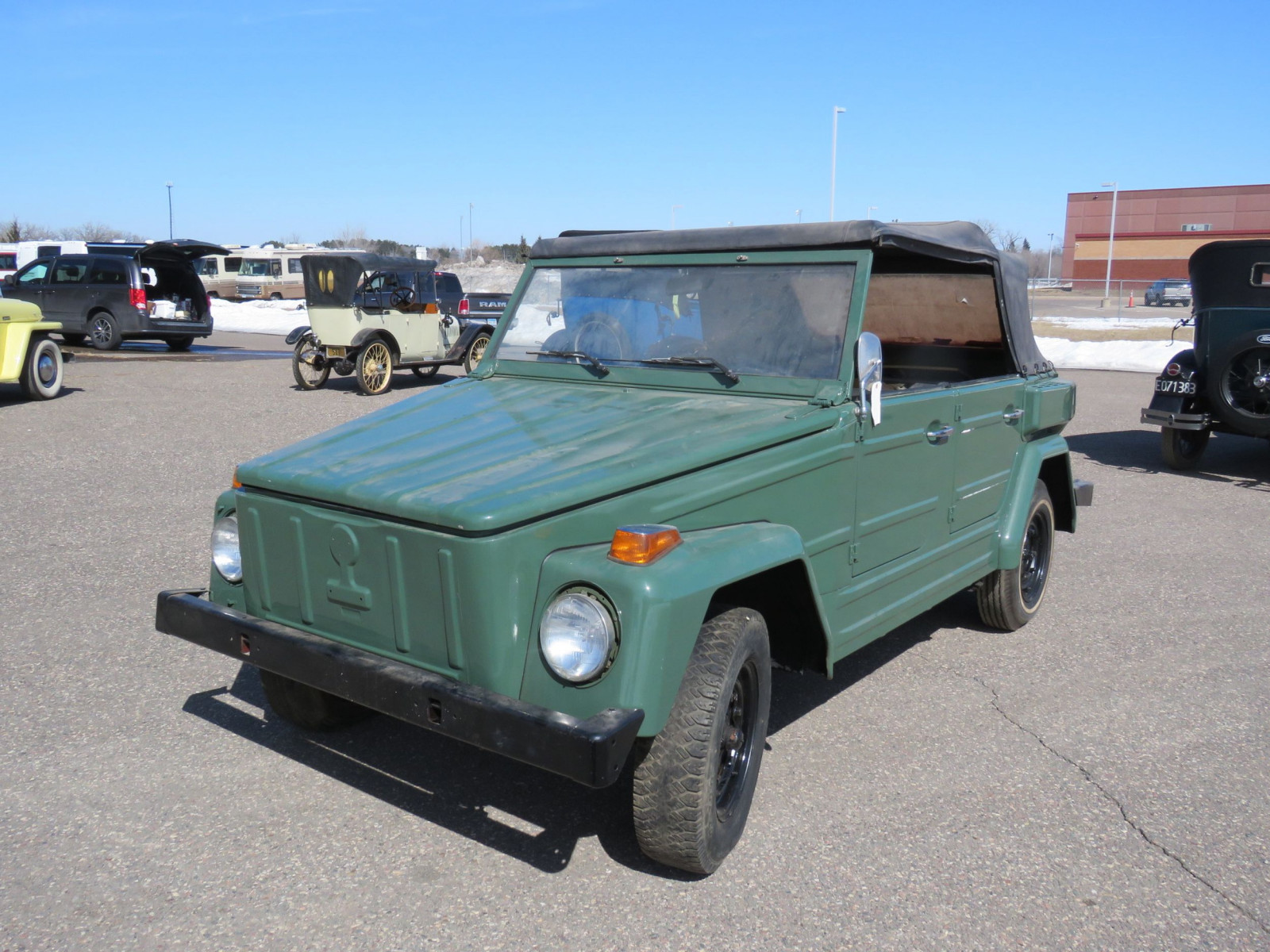 1974 Volkswagen Thing - Image 3